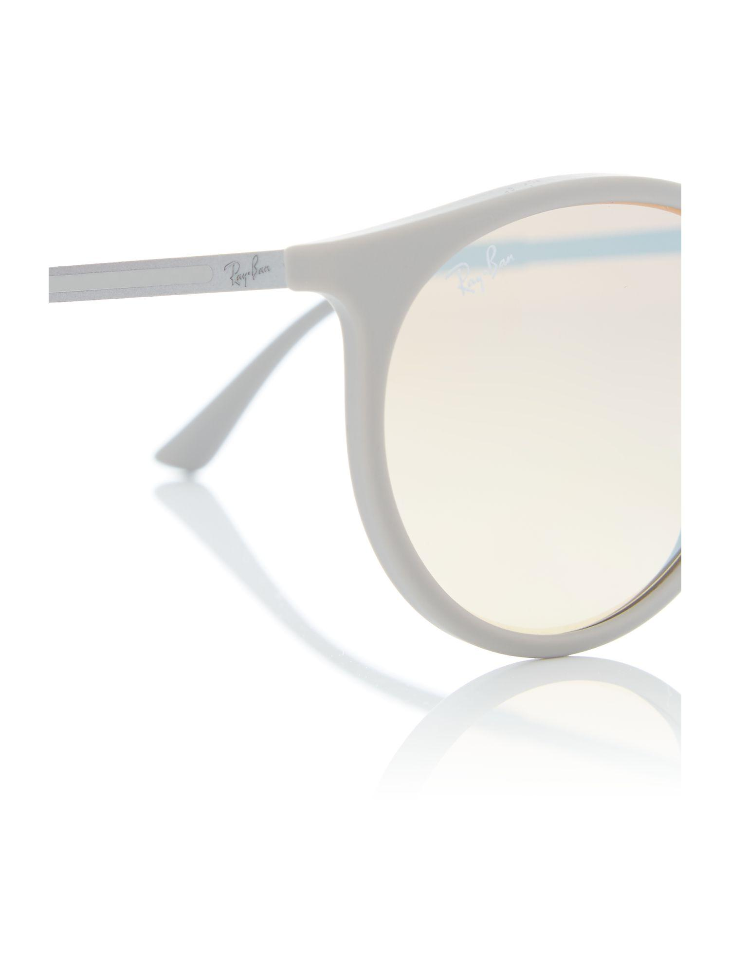 Ray-Ban Synthetic Grey Phantos Rb4274 Sunglasses