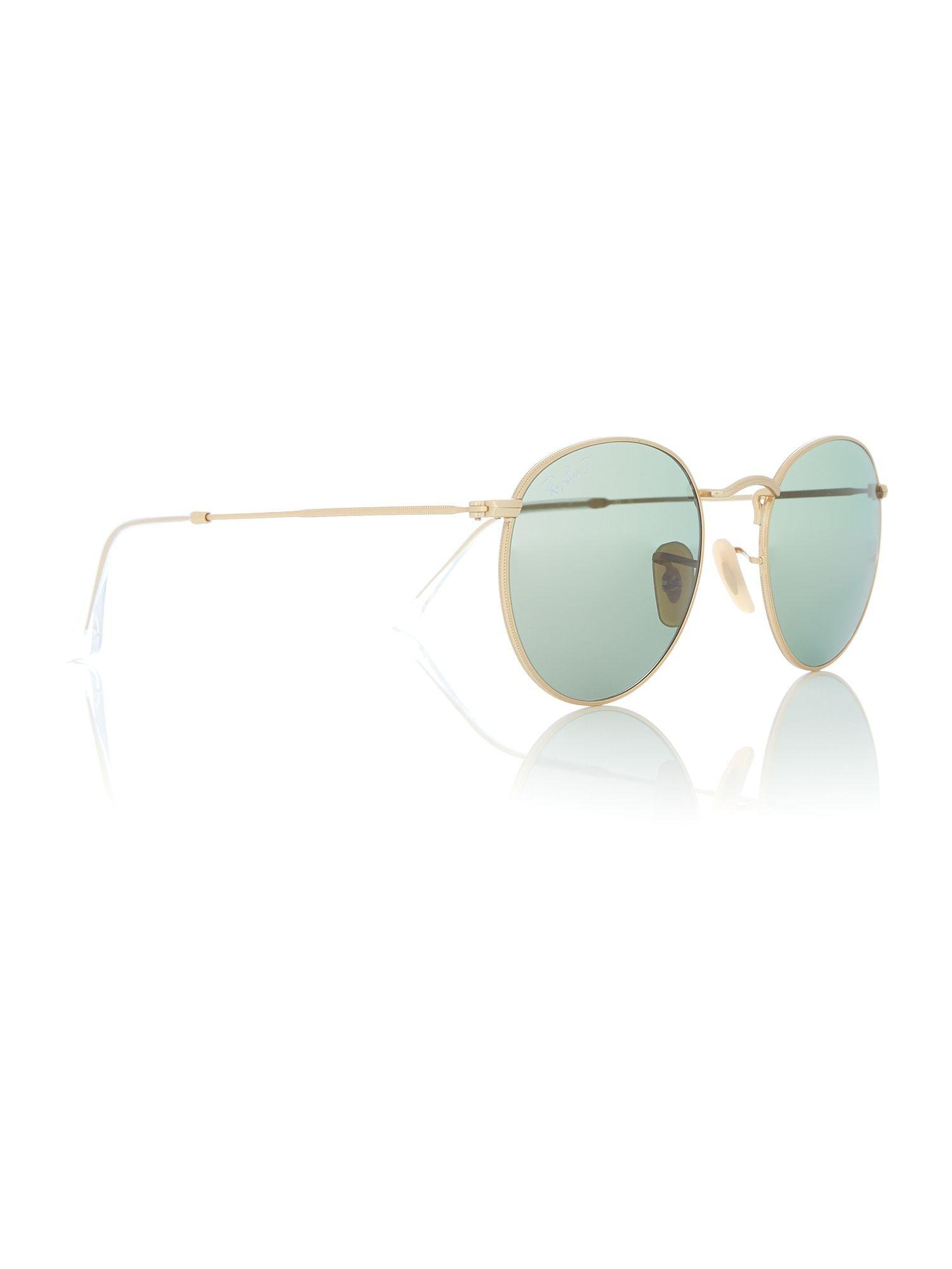 97342c6d37 Gallery. Previously sold at  House of Fraser · Women s Round Sunglasses  Women s Rose Gold ...