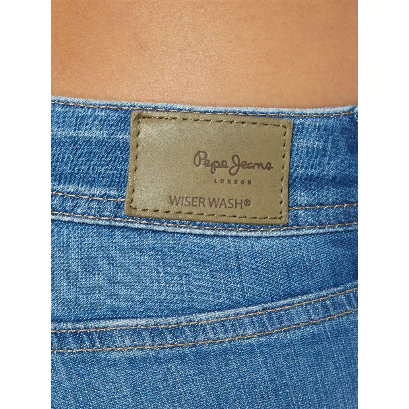 Pepe Jeans Denim Pixie Eco Jeans in Denim (Blue)