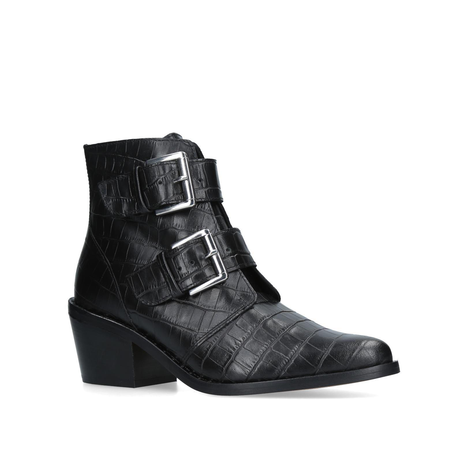 Buy Trendy Shoes Women Replay Anise Ankle boots Black