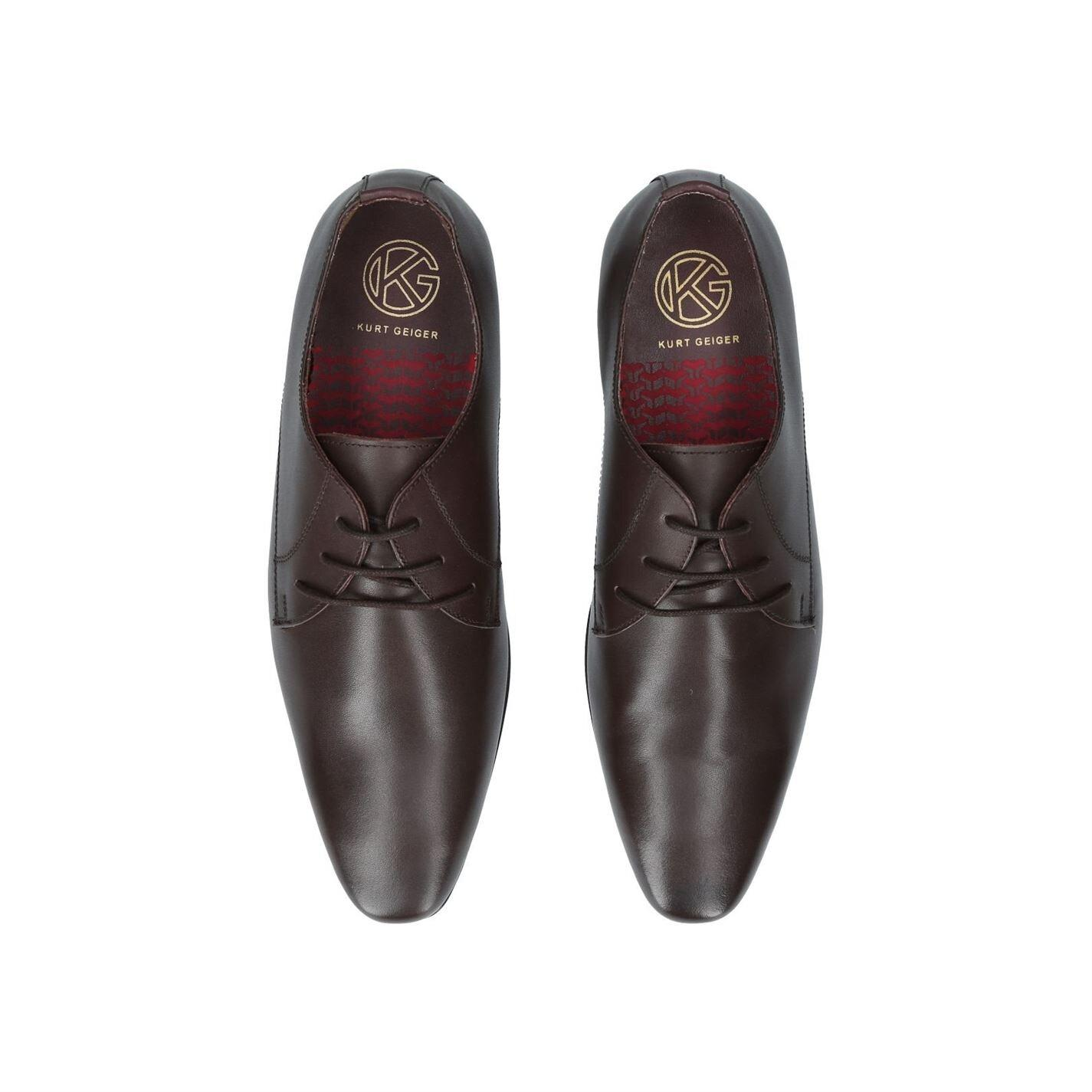 KG by Kurt Geiger Kendal Oxford Shoes in Brown for Men