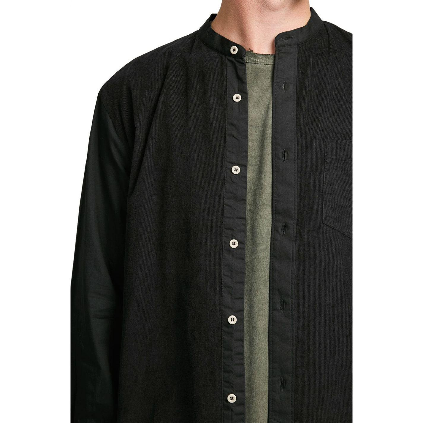 French Connection Oxford Corduroy Formal in Black for Men