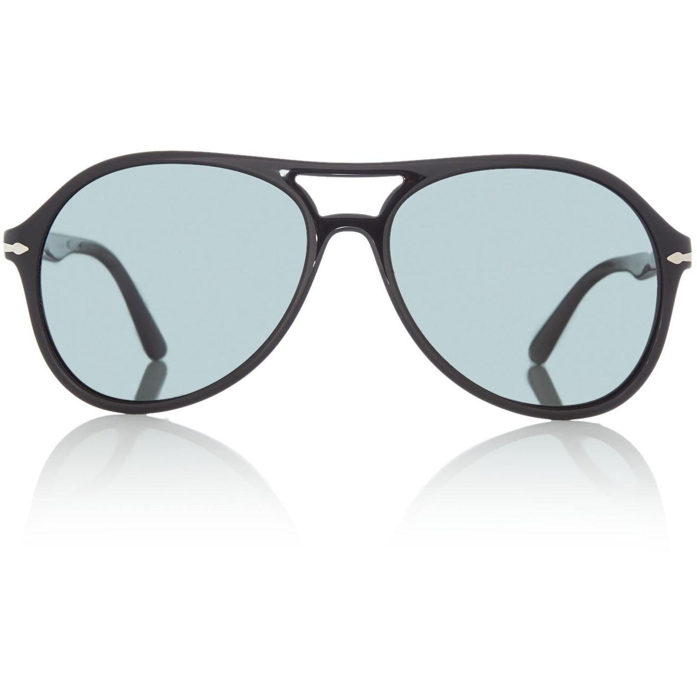 Persol Black Po3194s Pilot Sunglasses