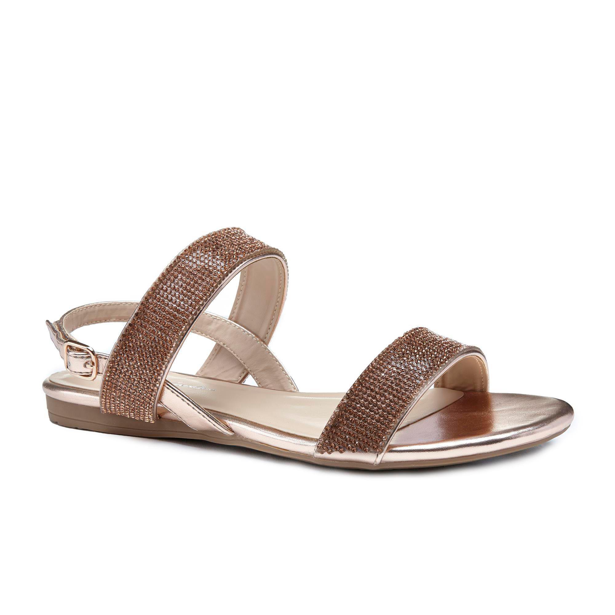 Paradox London Pink NIRVANA - Sandals - silver metalic oE1SKqK