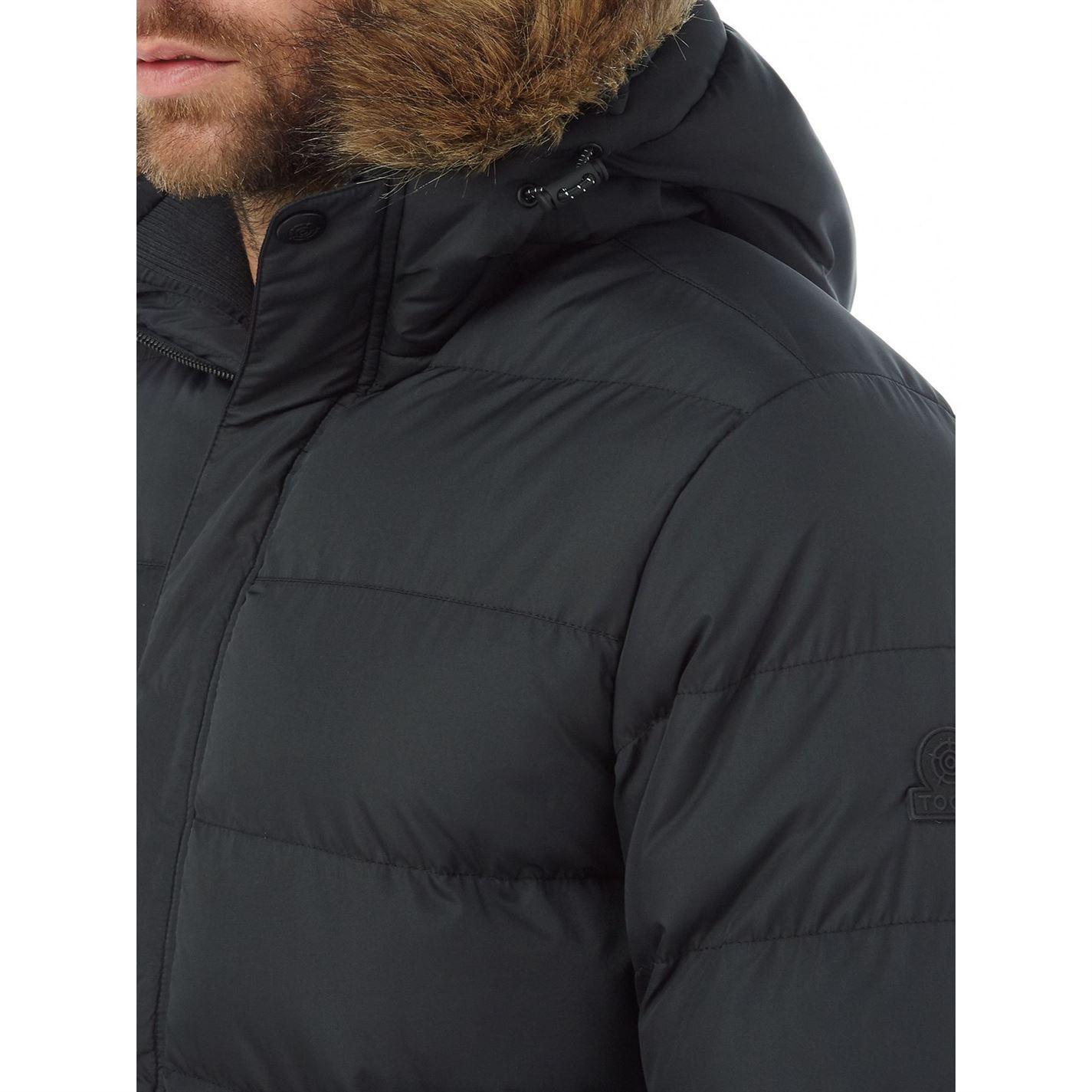 Tog 24 Fleece Worth Tcz Thermal Jacket in Black for Men