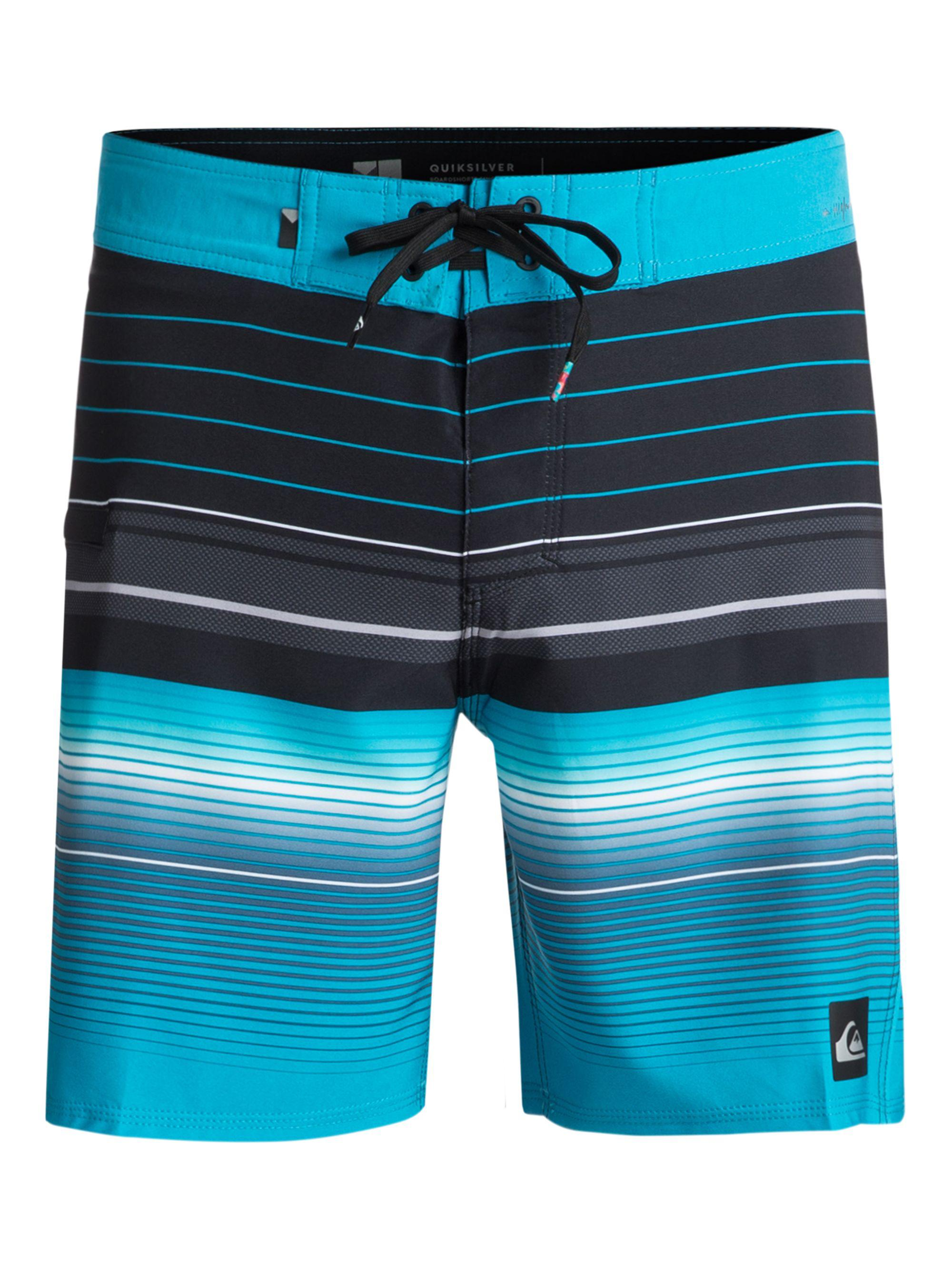 Quiksilver Men s Highlinesion 17 Board Shorts in Black for Men - Lyst 235463408c