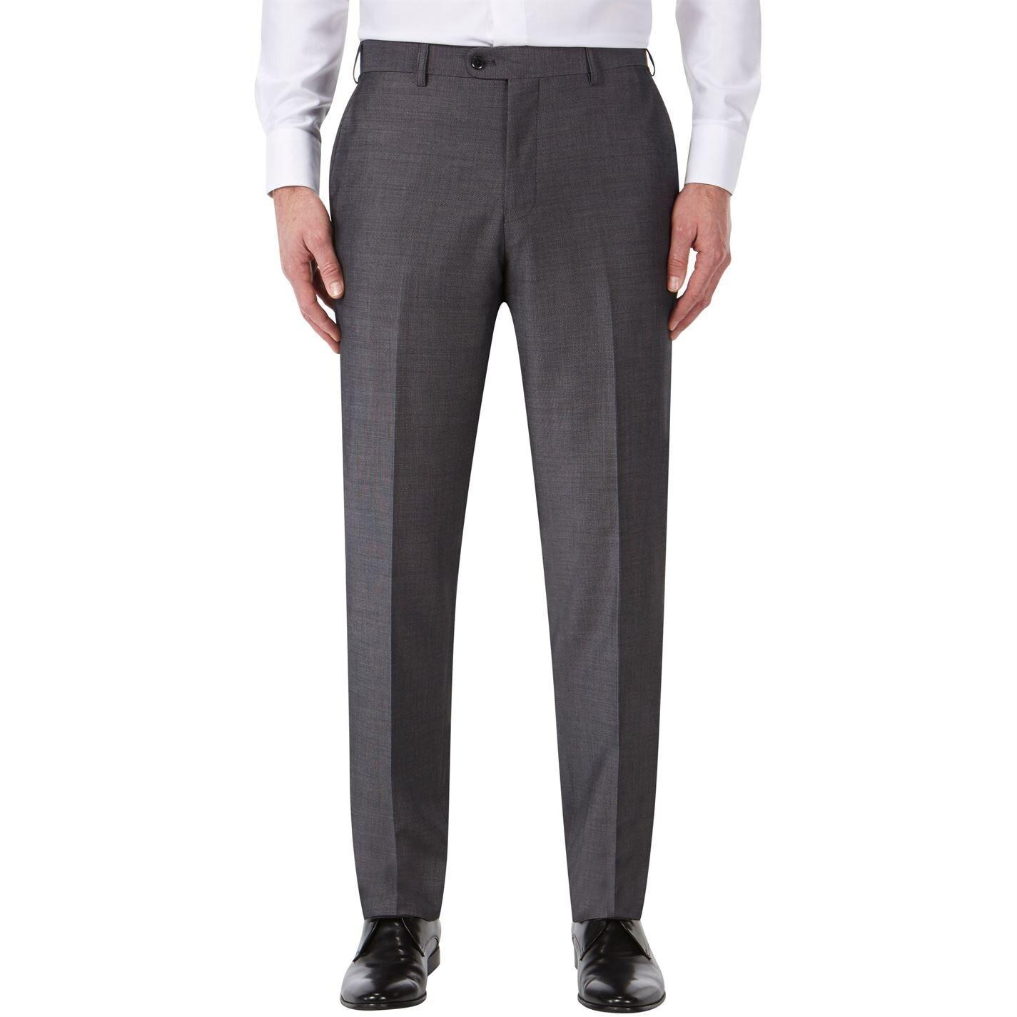 Skopes Redford Tailored Trouser in Grey (Grey) for Men