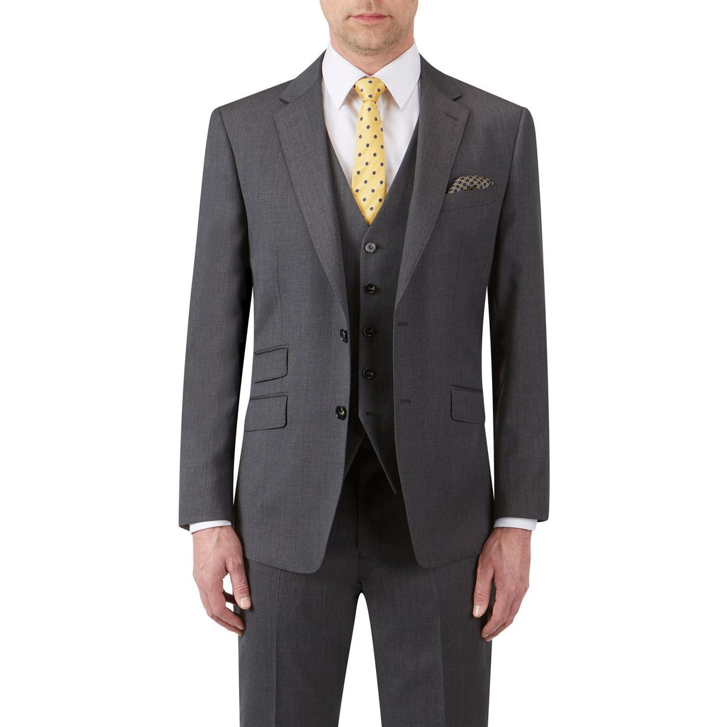 Skopes Fratton Wool Jacket in Grey (Grey) for Men