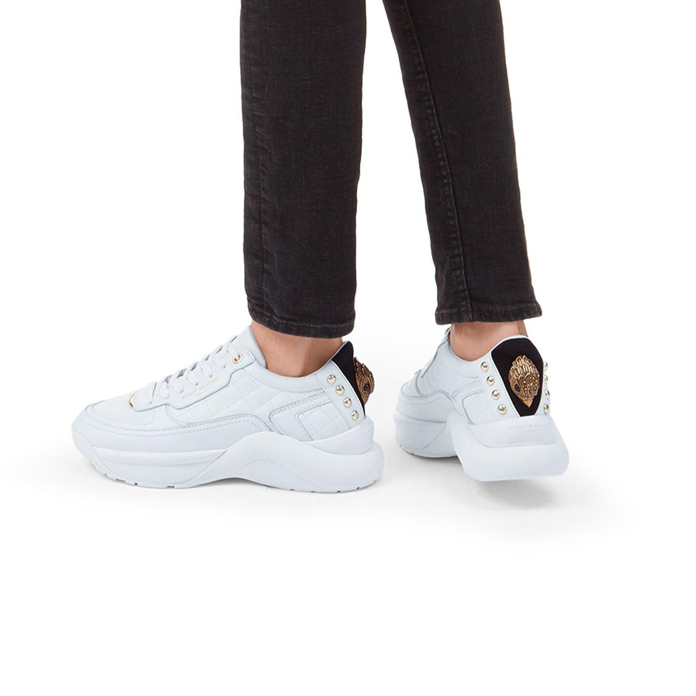 Lunar Eagle Trainers in White