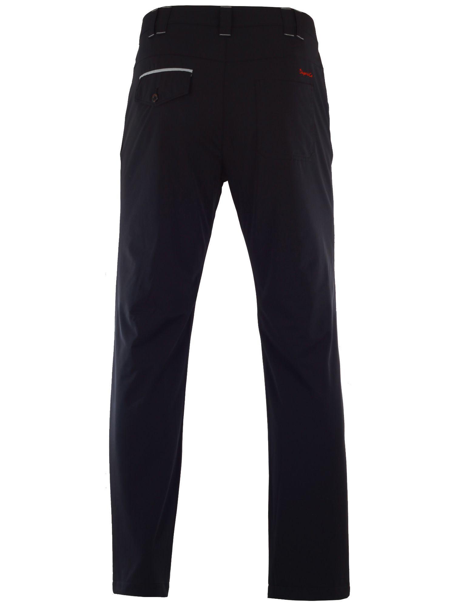 Dwyers & Co Motion Pro Fleece Lined Trouser in Black for Men