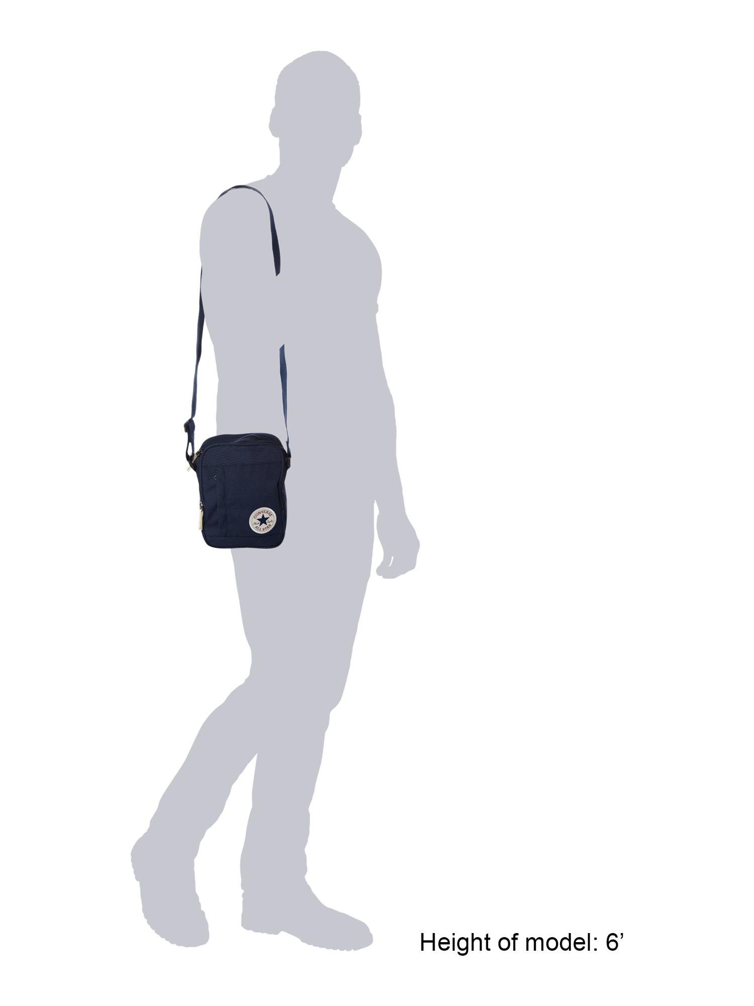 Converse Core Cross Body Bag in Blue for Men