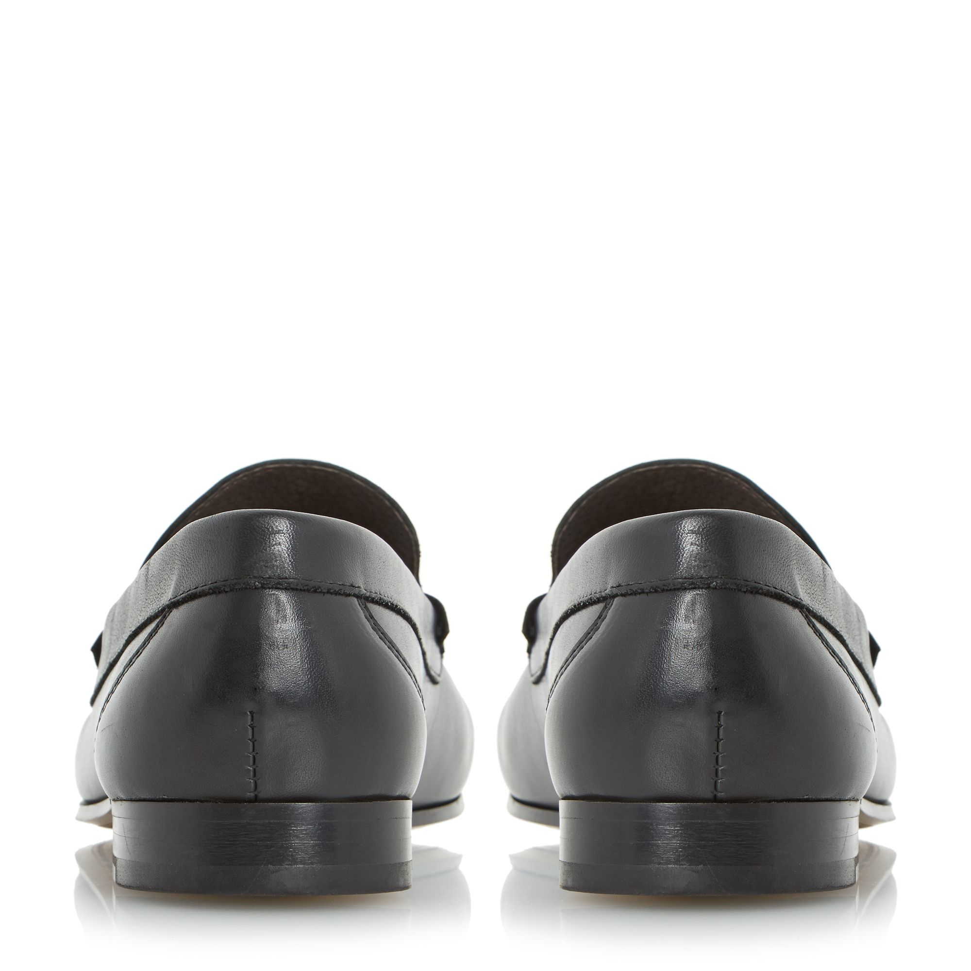 Roland Cartier Racer Moccasin Loafers In Black For Men Lyst
