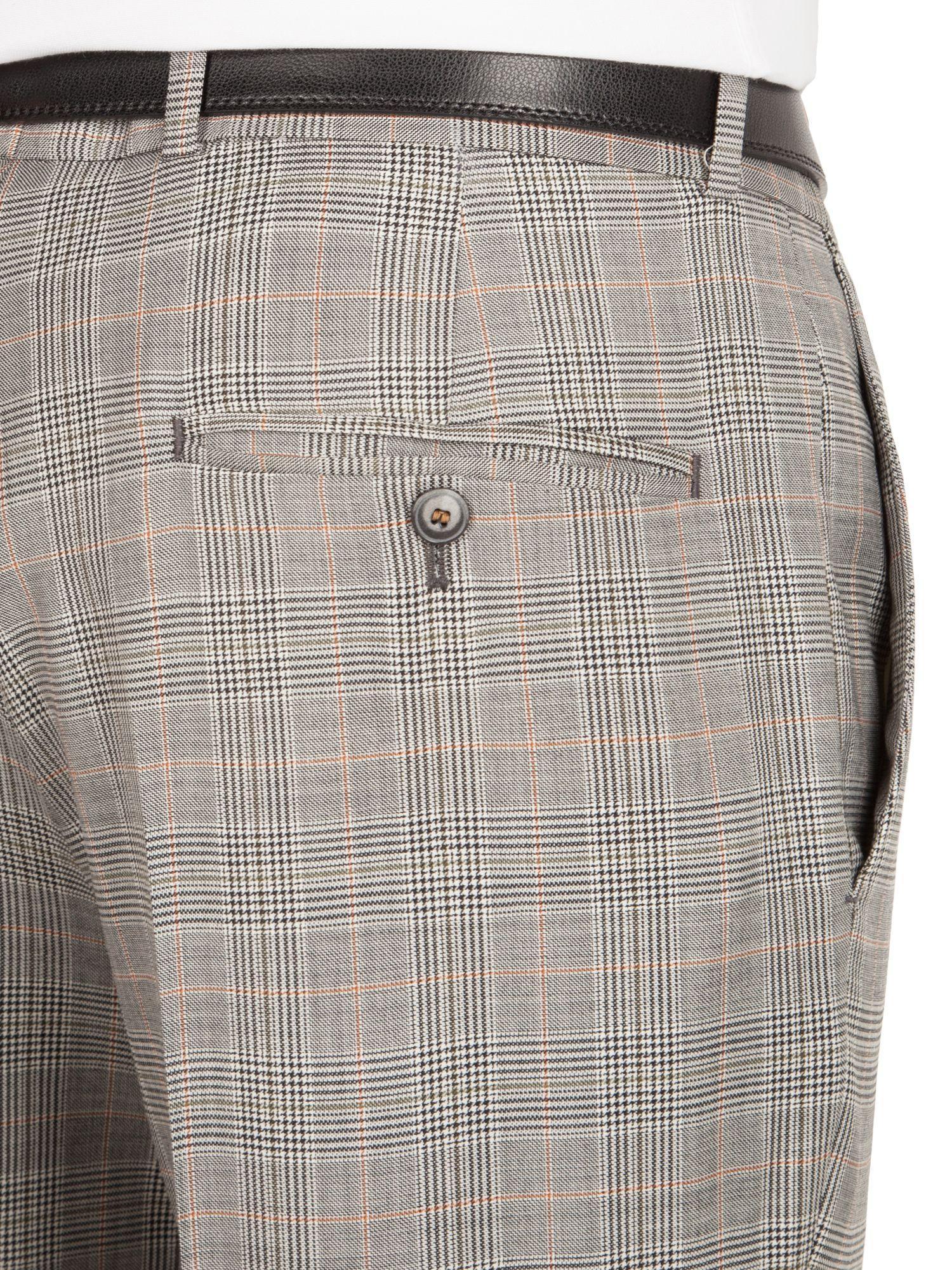 Gibson Grey New Marriott Trouser in Grey for Men