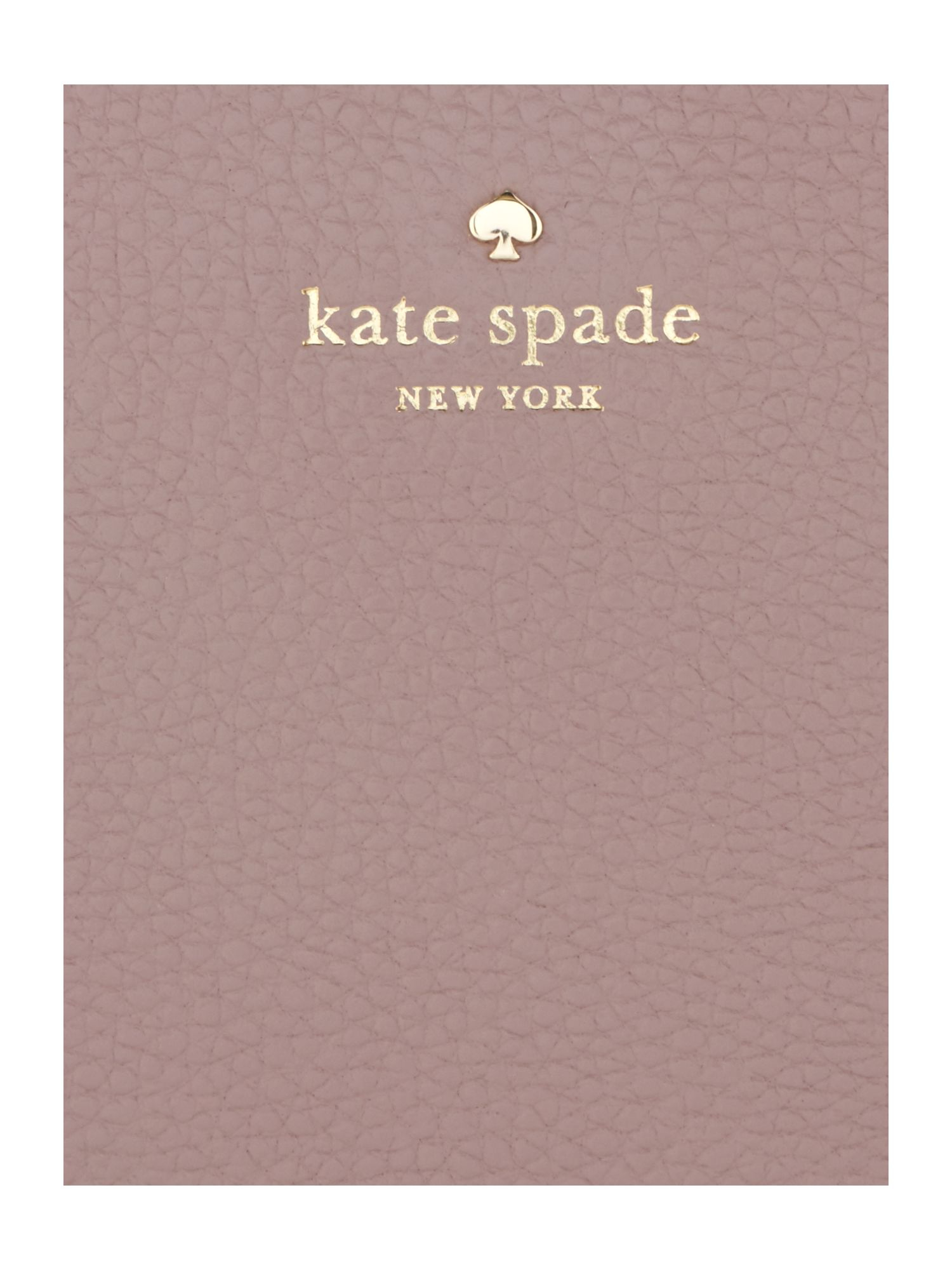 Kate Spade Leather Orchard Street Arla Cross Body Bag