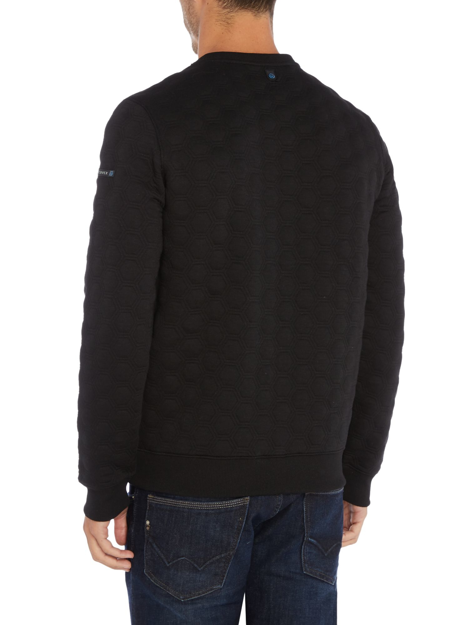 Lyst Duck And Cover Gryon 3 Layer Quilted Zip Through In