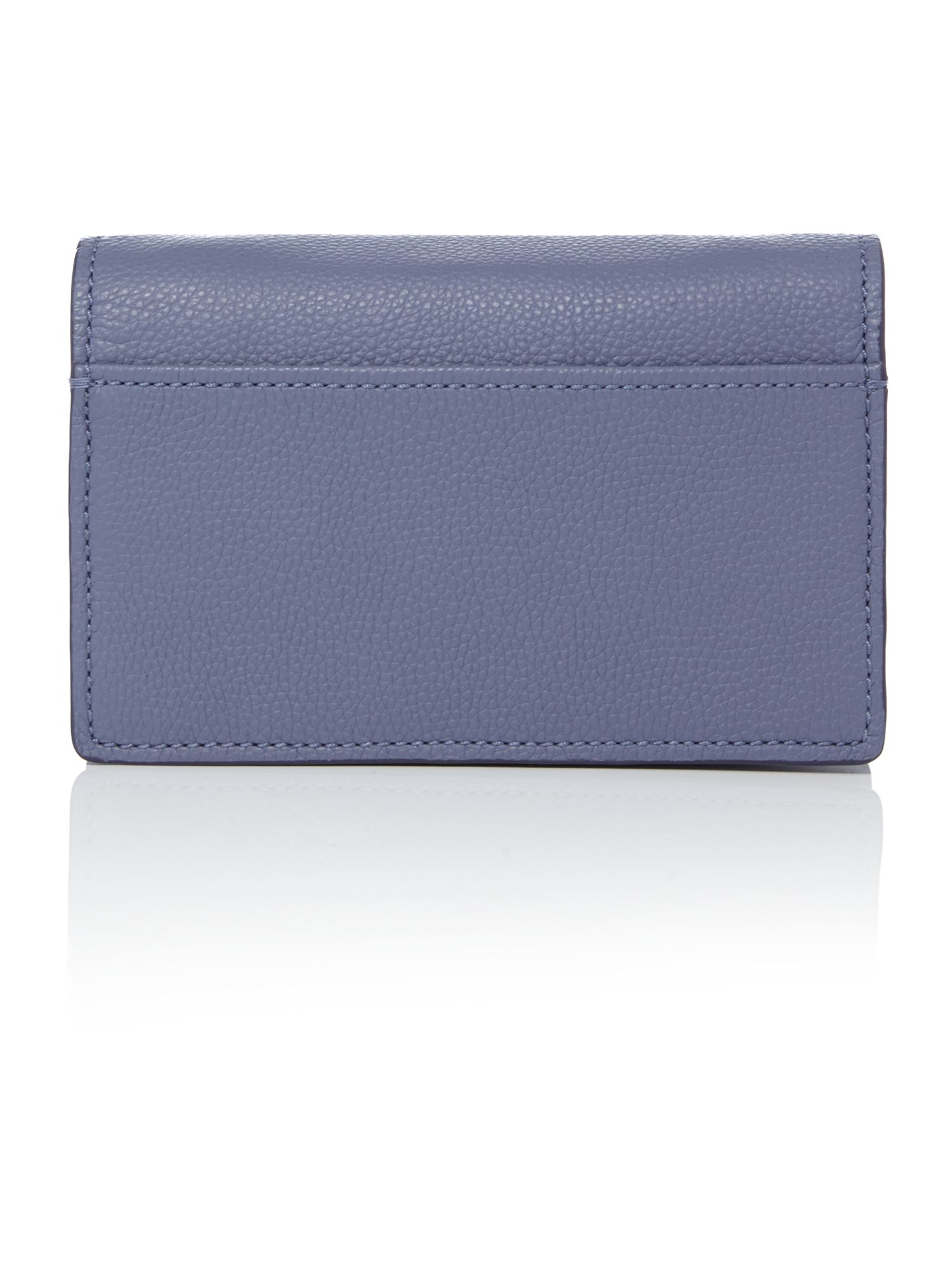 Kate Spade Orchard Street Small Flapover Cross Body Bag in Blue