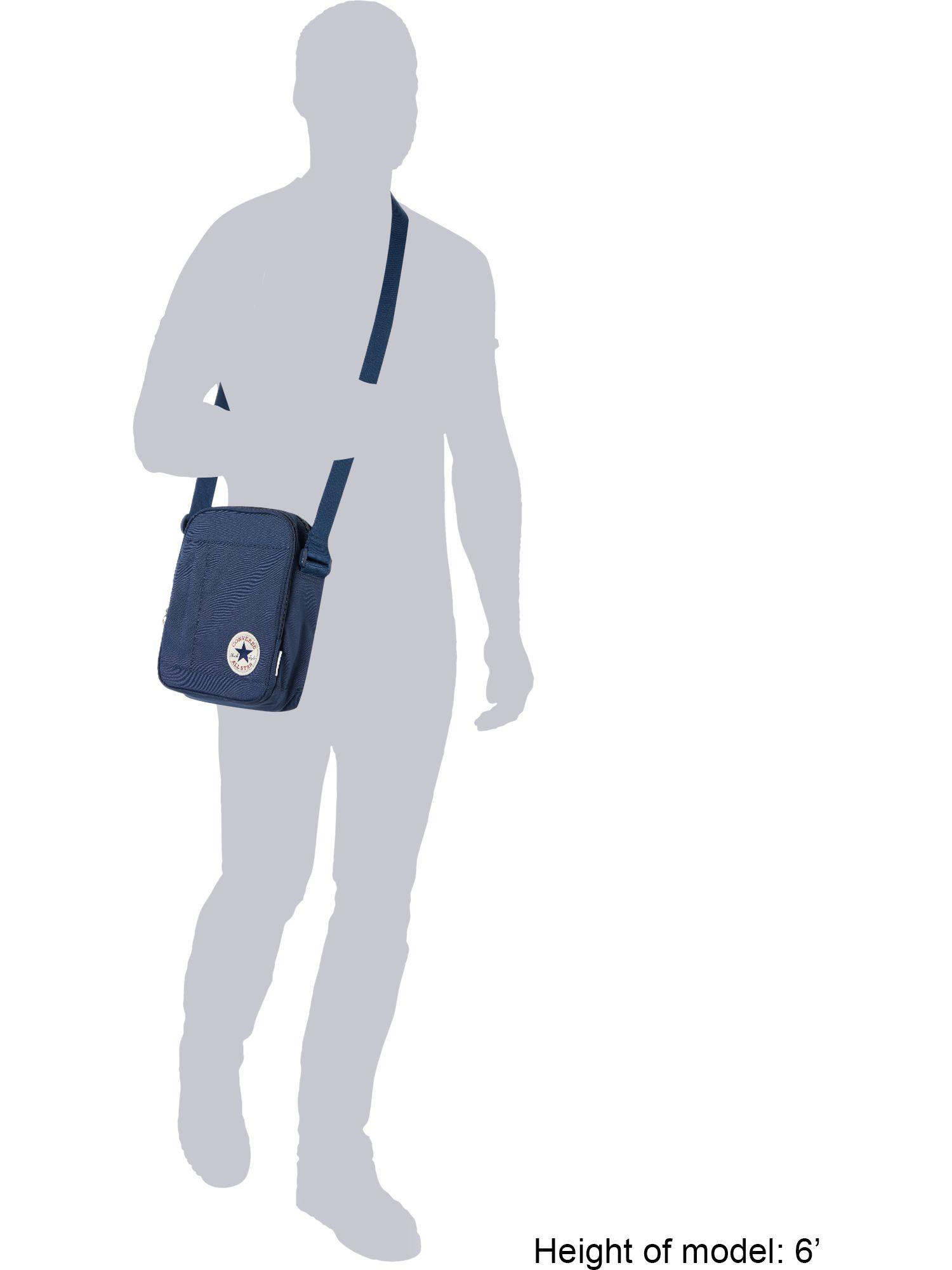 Converse Crossbody Bag in Navy (Blue) for Men