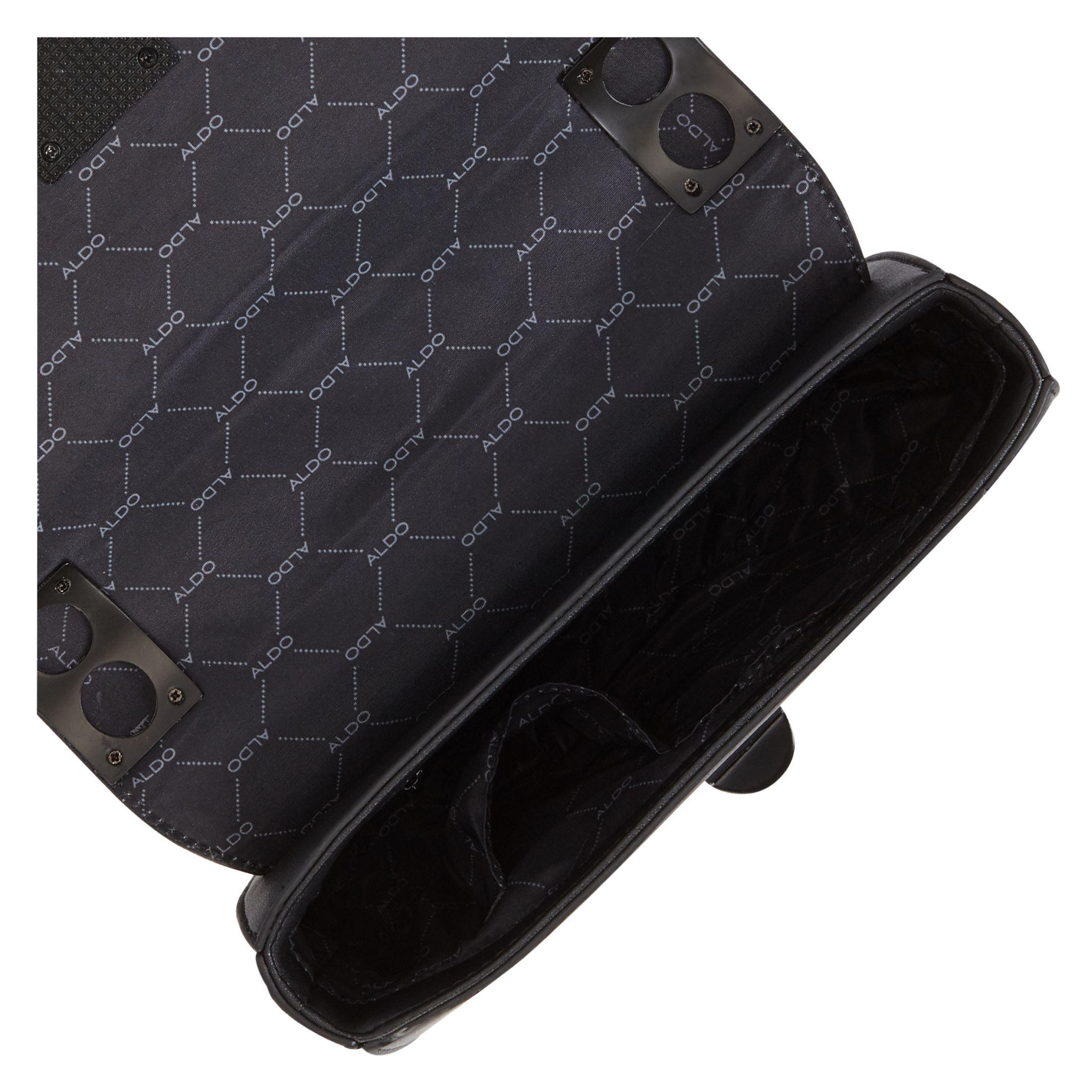 ALDO Synthetic Colby Cross Body Bag in Black