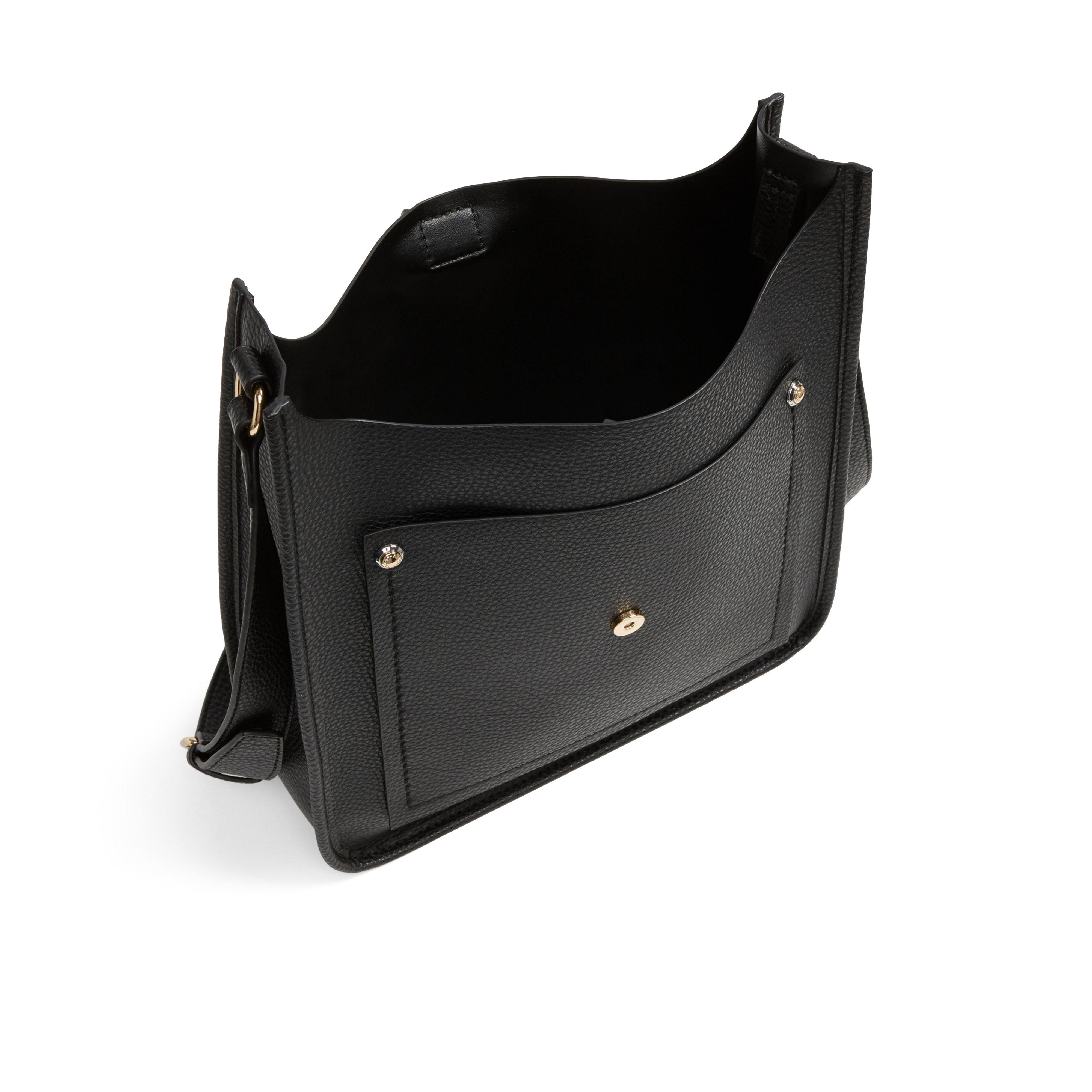 ALDO Synthetic Aciri Cross Body Bag in Black