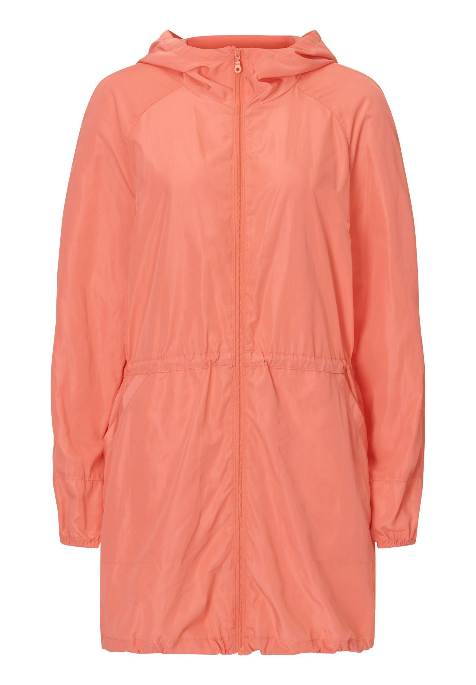 betty barclay lightweight parka in pink lyst. Black Bedroom Furniture Sets. Home Design Ideas
