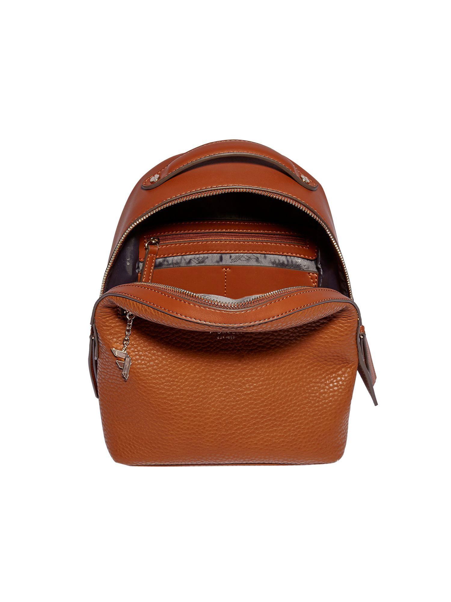 Fiorelli Anouk Mini Backpack in Tan (Brown)
