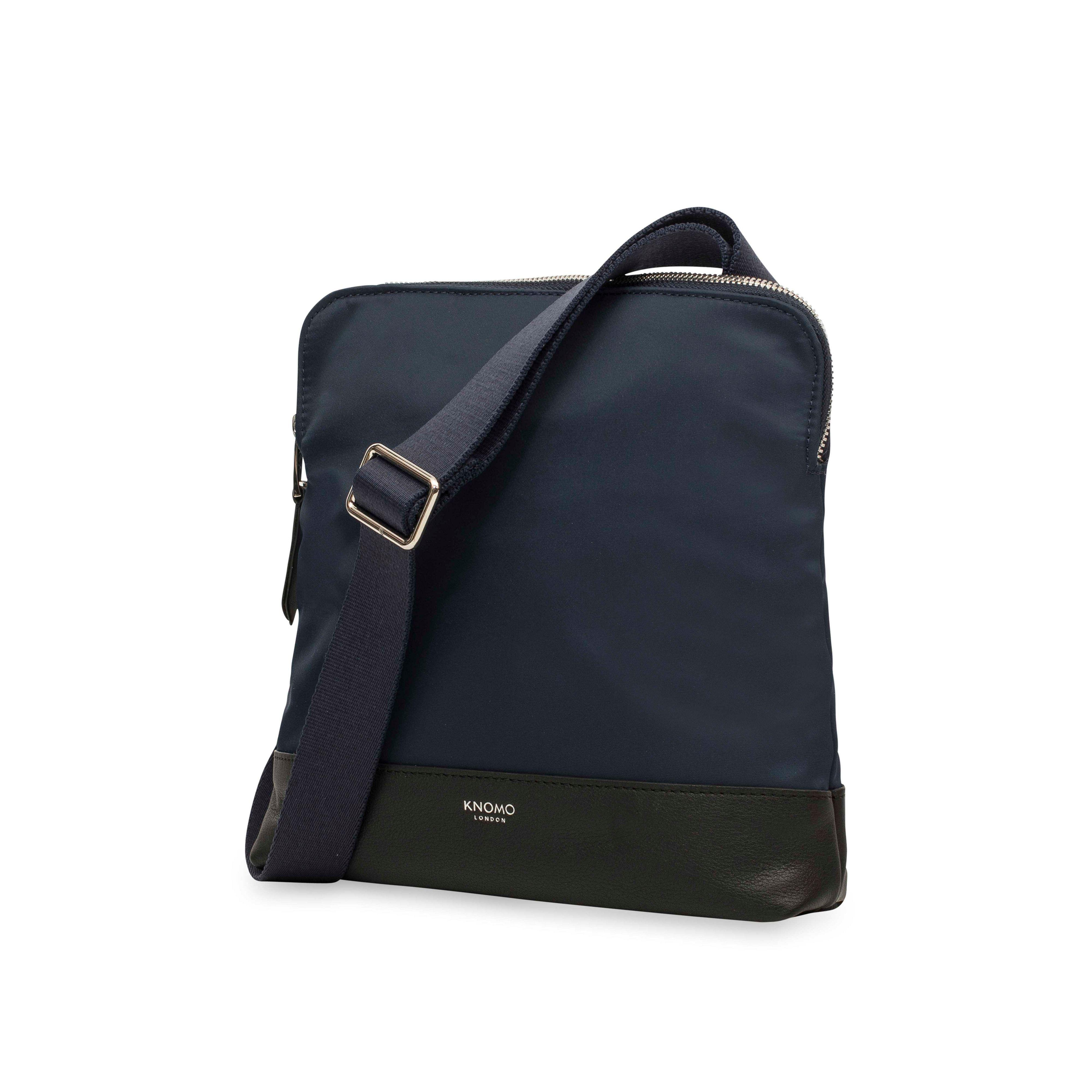 Knomo Synthetic Woodstock Cross Body Bag in Navy (Blue)