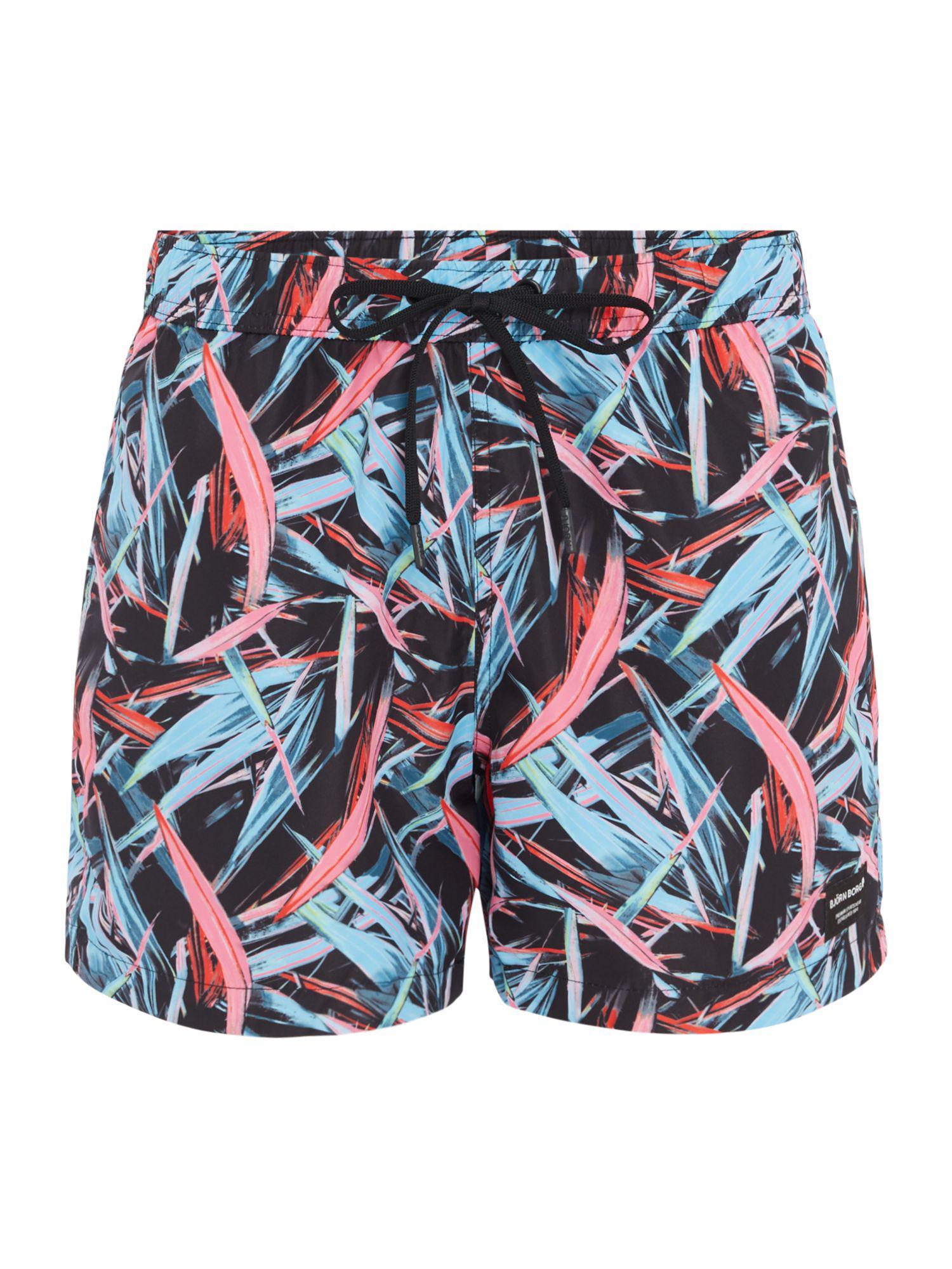 7c5af617dc466 Björn Borg Men's Salem Swim Shorts in Blue for Men - Lyst
