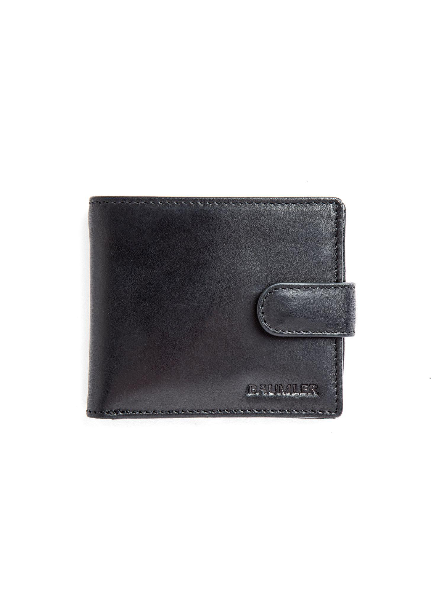 3988ac1d63 Bäumler Munich Leather Cufflink Box in Brown for Men - Lyst