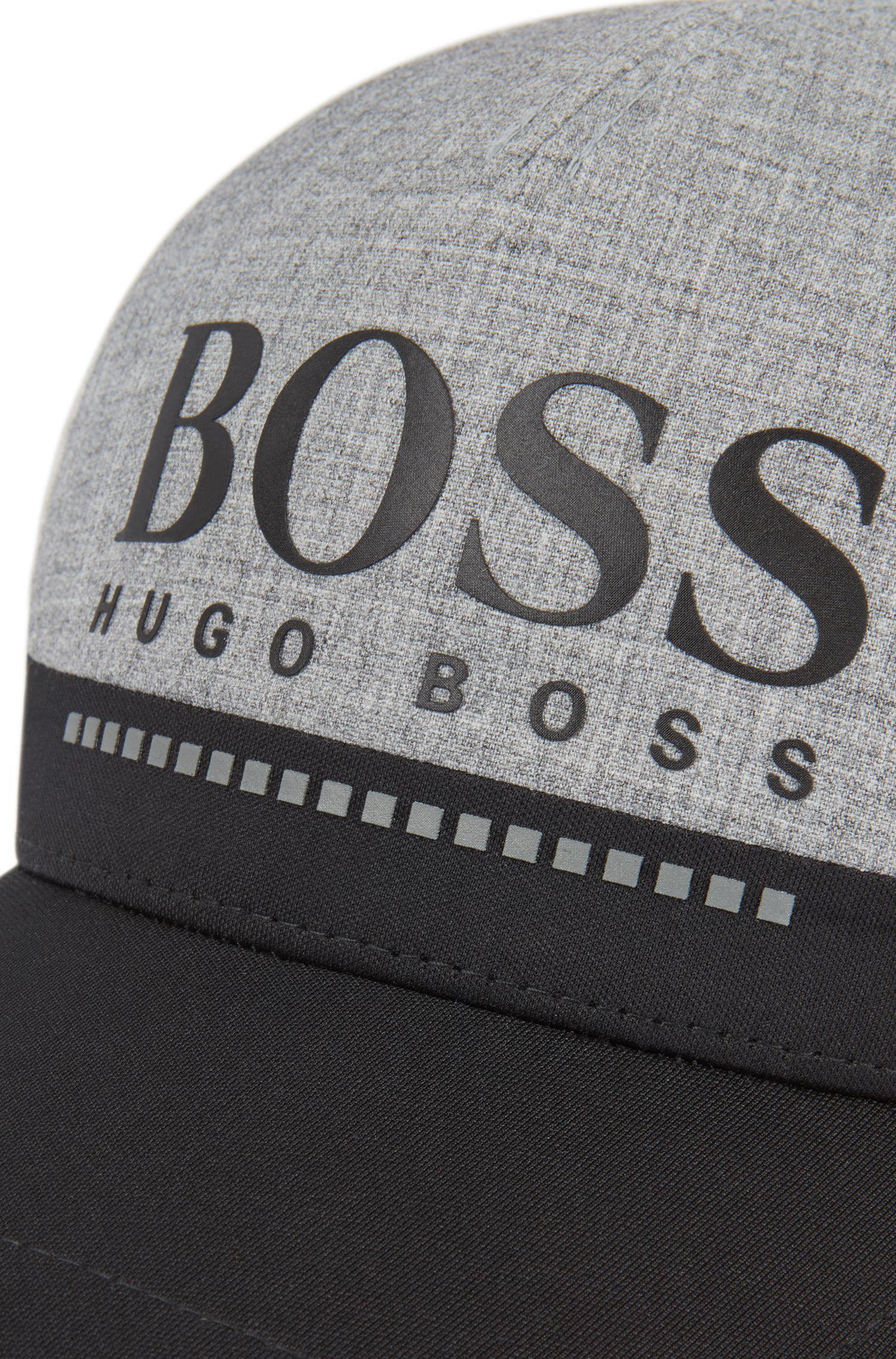BOSS Mens Contrast Cap Grey in Gray for Men - Lyst 2975ab03b110