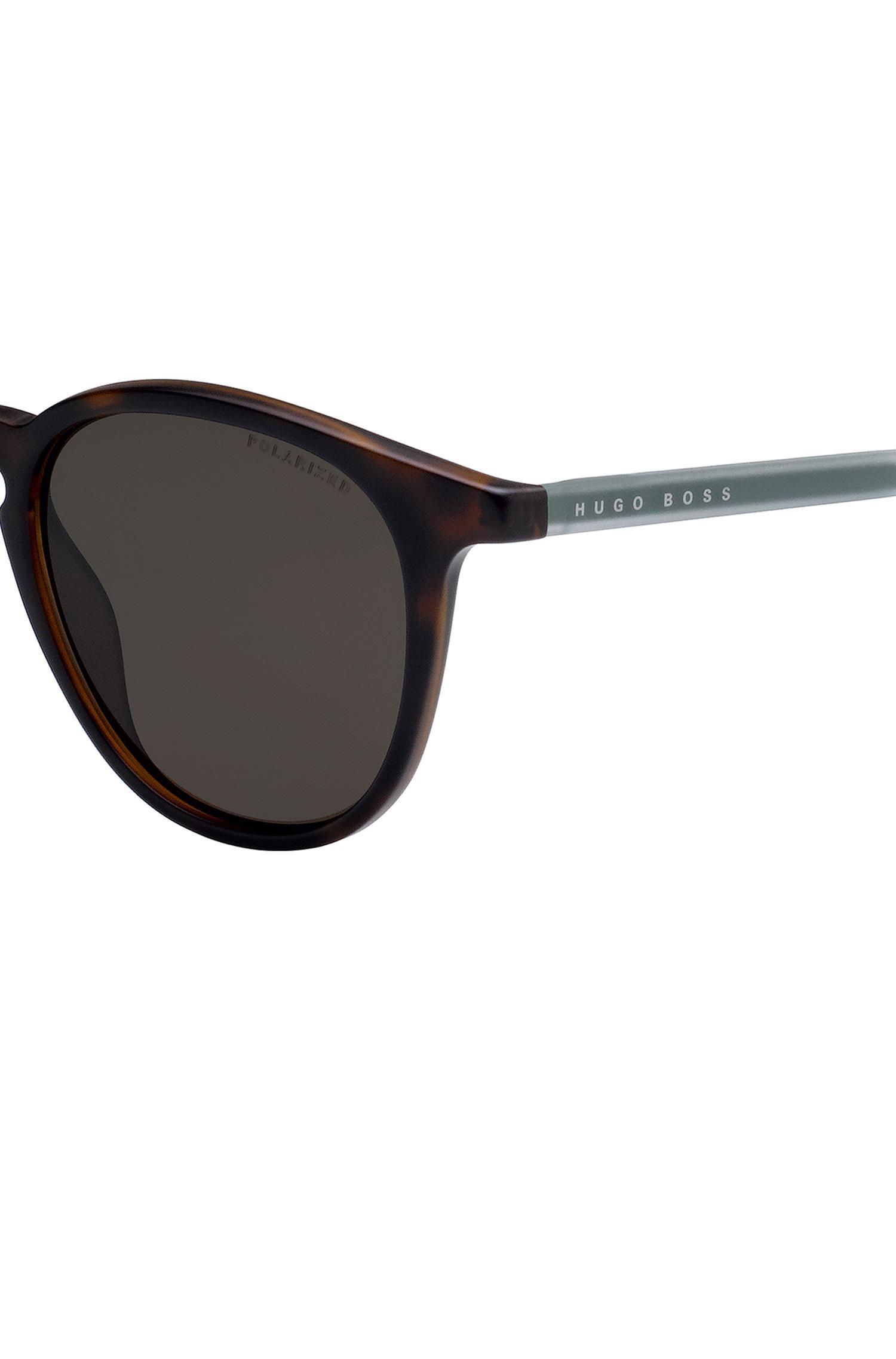 90e67675e0 Boss Havana-optyl Sunglasses With Polarised Lenses in Black - Lyst