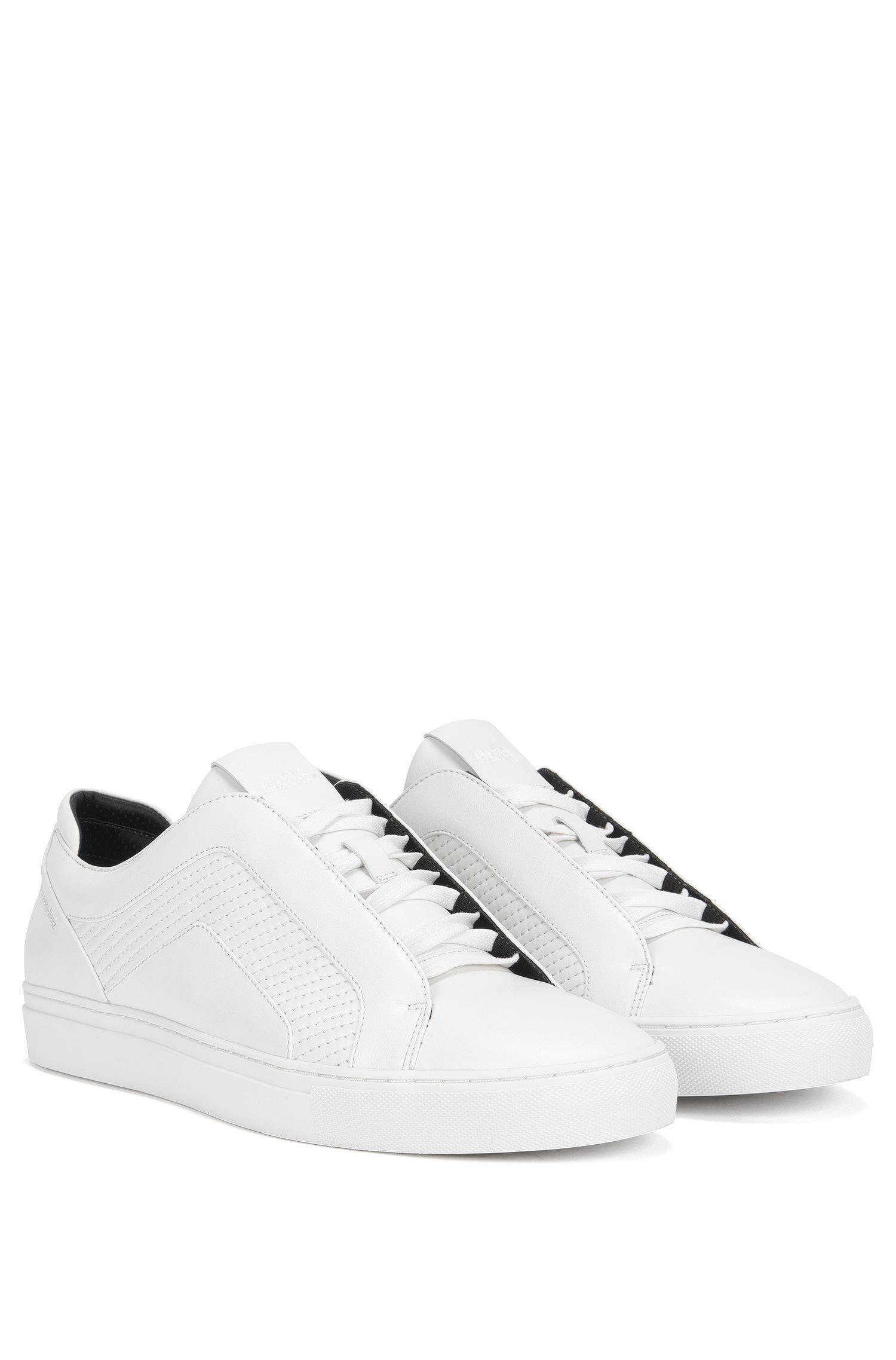 hugo boss mercedes shoes