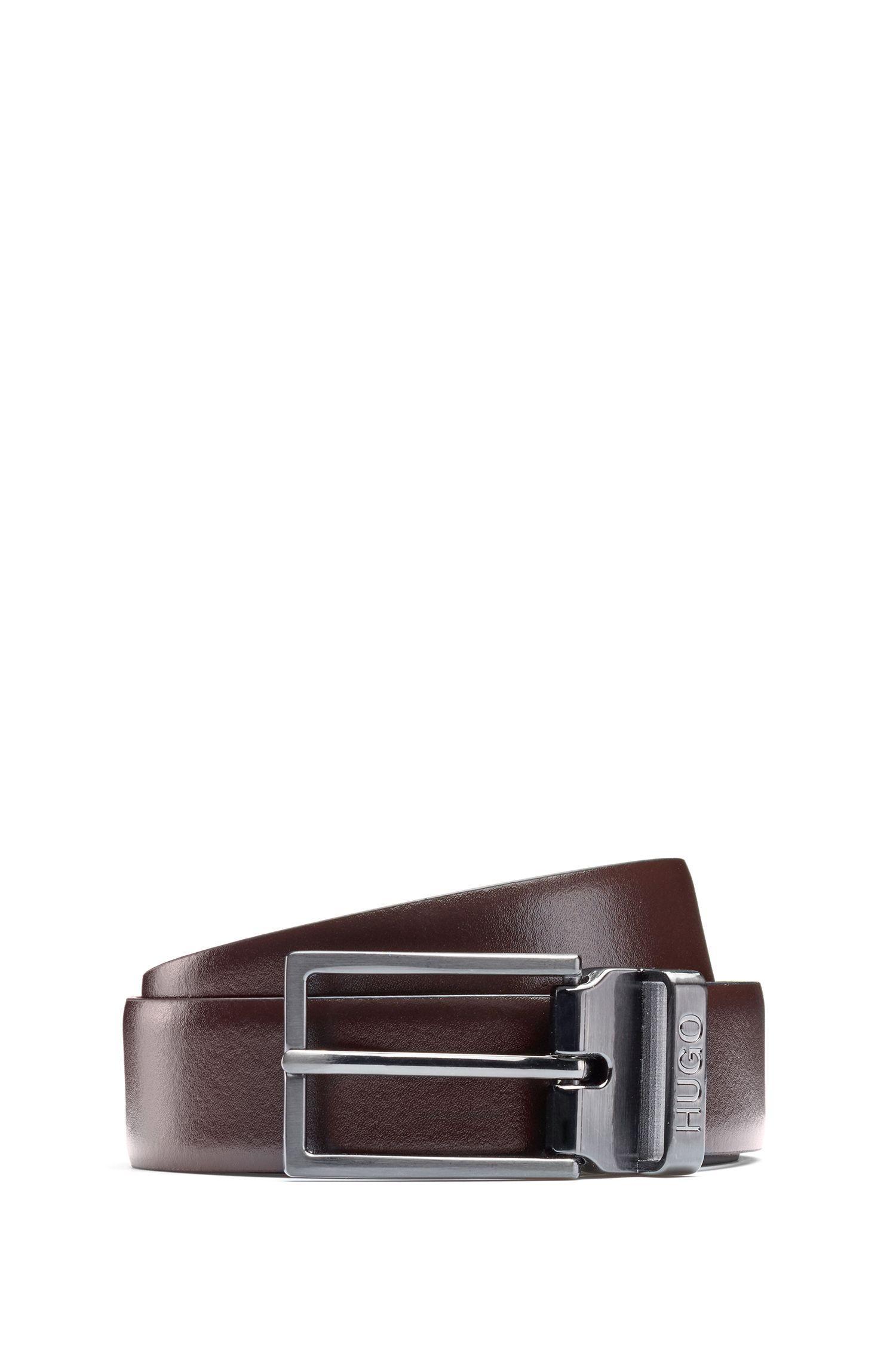 Men Brighton Belts Arcata  Black Size 42