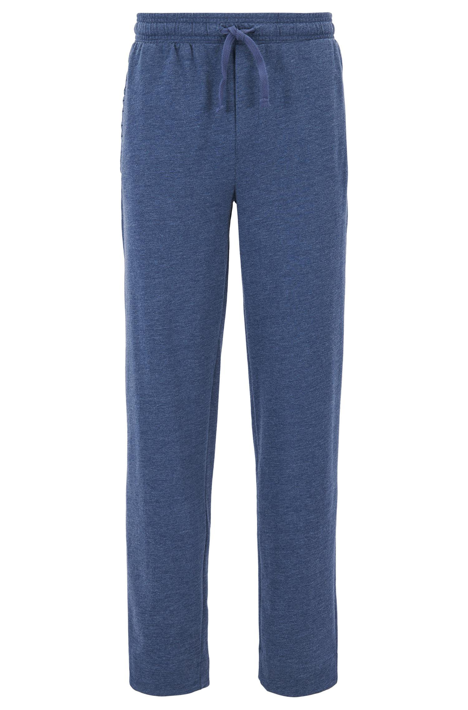 Marketable Cheap Online Best Sale Online Pyjama trousers in striped cotton twill with pockets BOSS Discount Collections Cheap Affordable QKPXpuPik