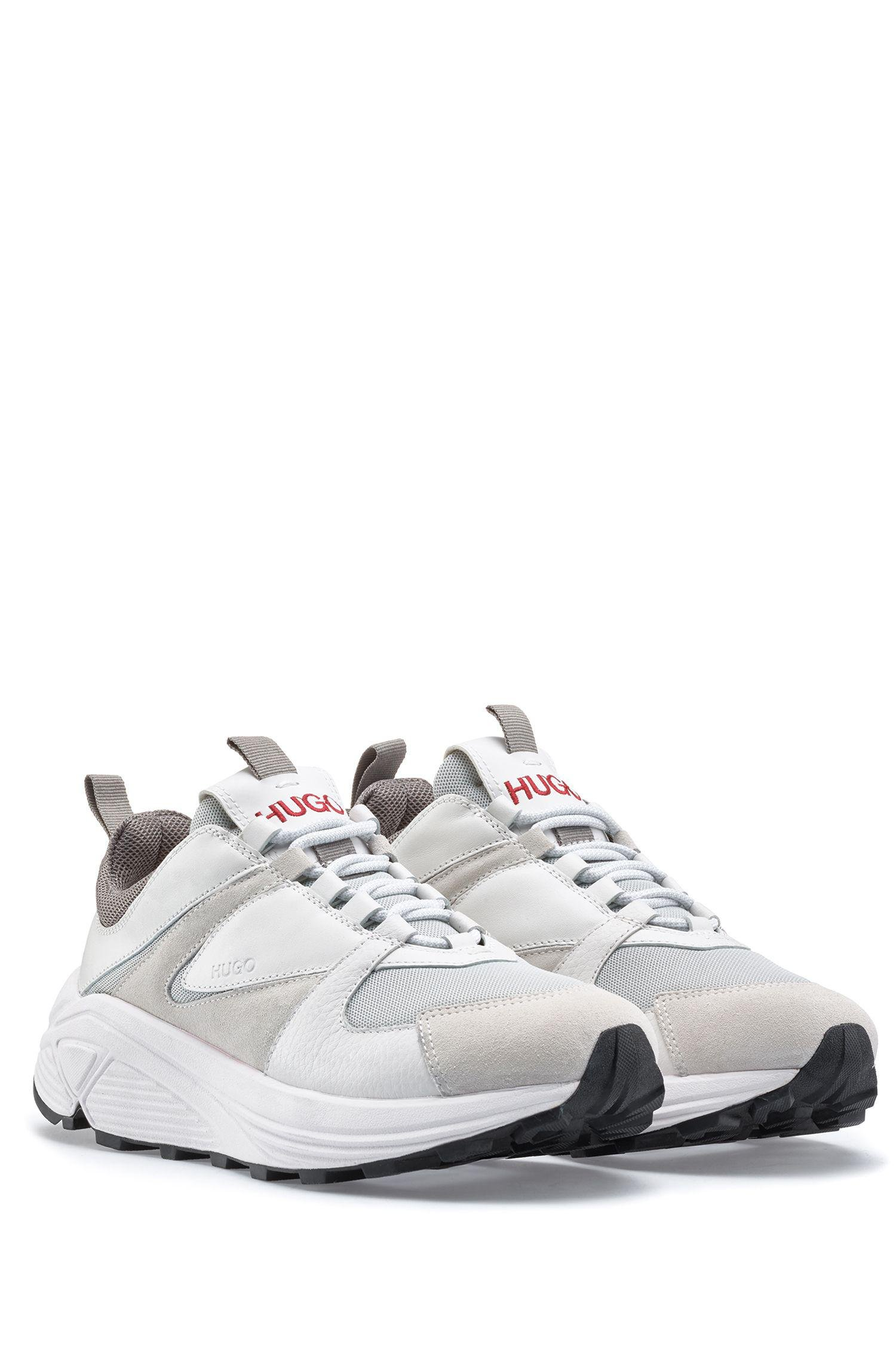 HUGO Chunky Running-style Sneakers In