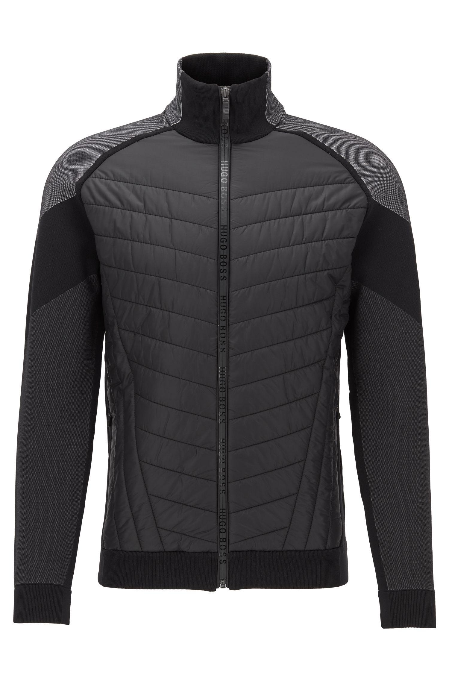 hugo boss hybrid jacket