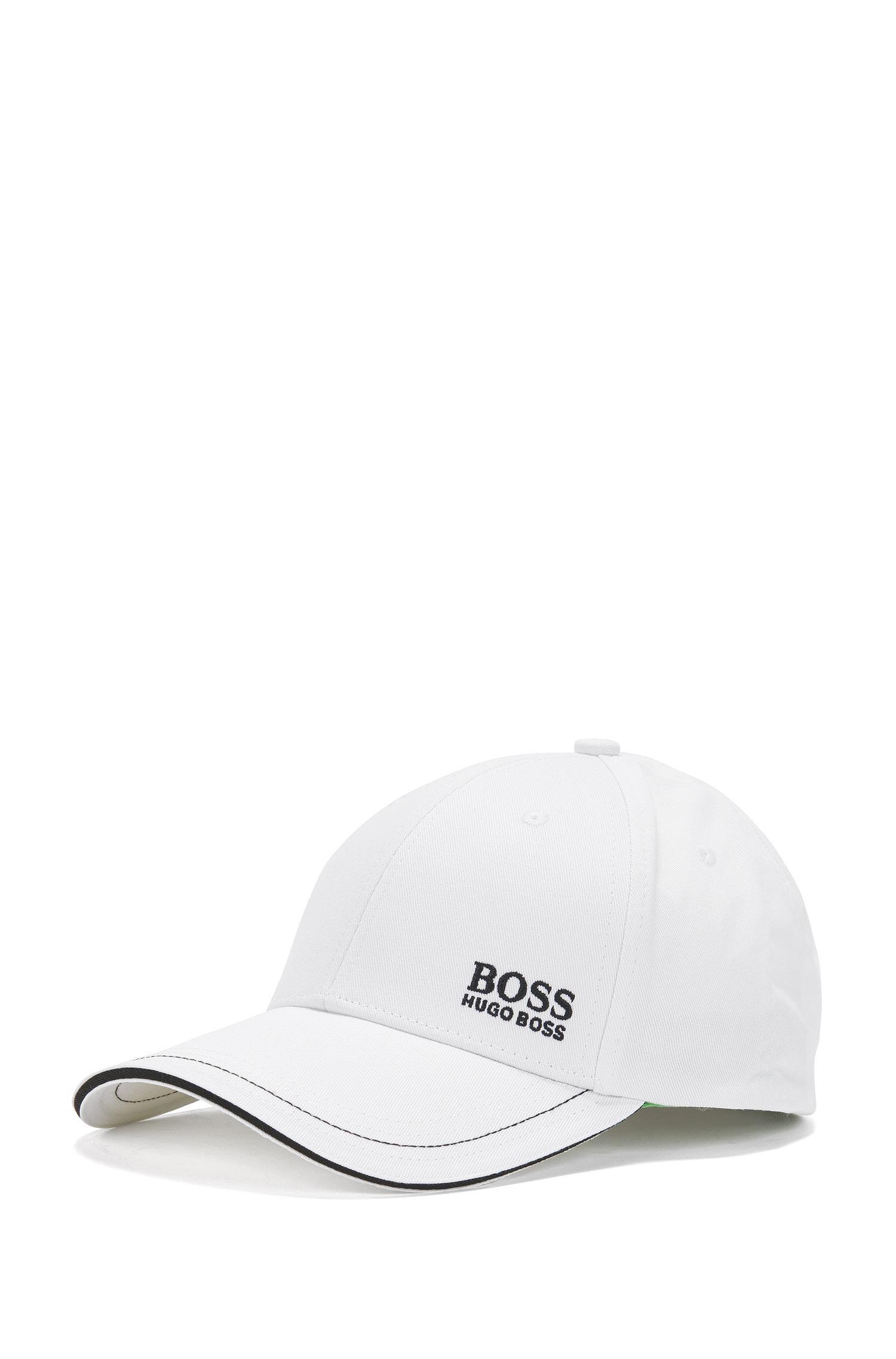 f68a966366b BOSS - White  cap