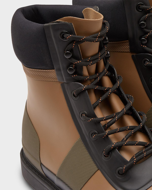 6c735361818 Hunter Brown Original Rubber Commando Boot for men