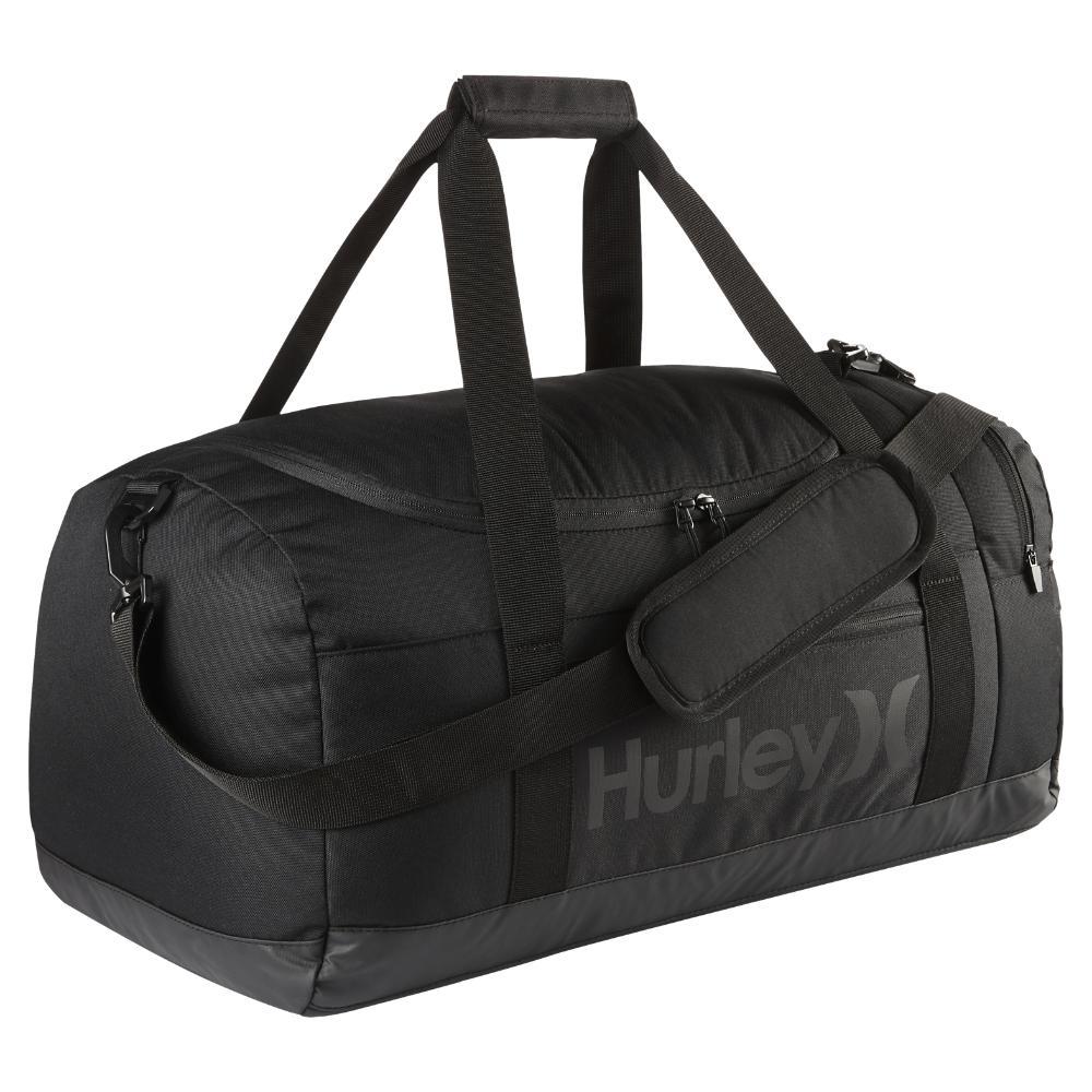 Lyst - Hurley Renegade Duffel Bag (black) - Clearance Sale in Black ... fbf866c90dee9