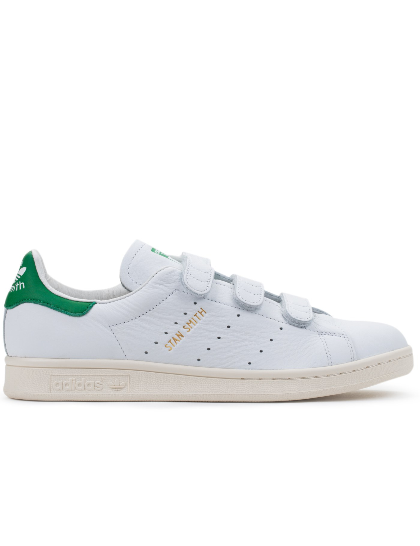 adidas originals stan smith cf shoes in white lyst. Black Bedroom Furniture Sets. Home Design Ideas