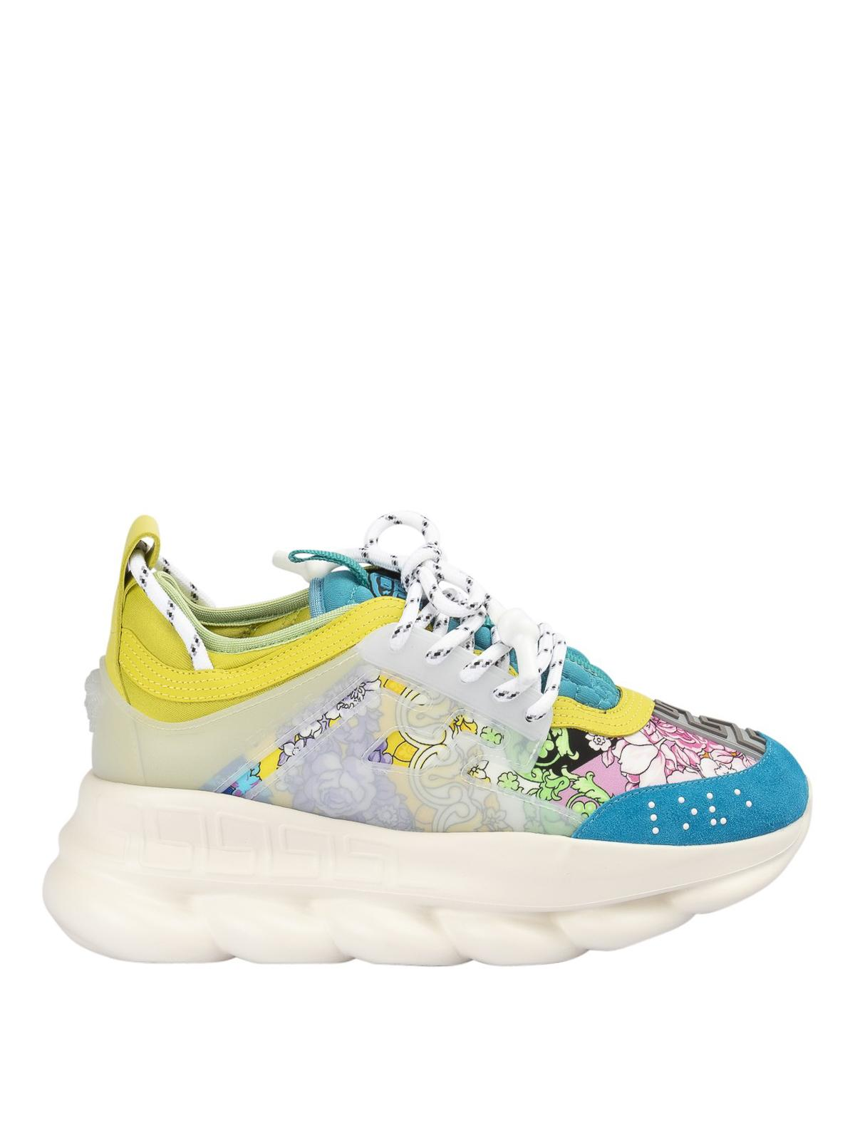 versace chain reaction floral off 61