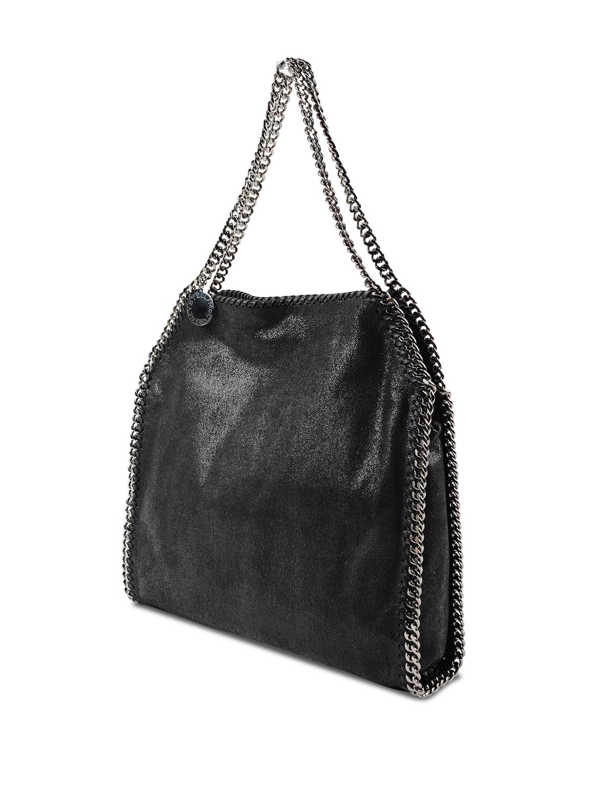 Stella McCartney Synthetic Small Tote SHAGGY Deer Falabella in Black - Save 8%