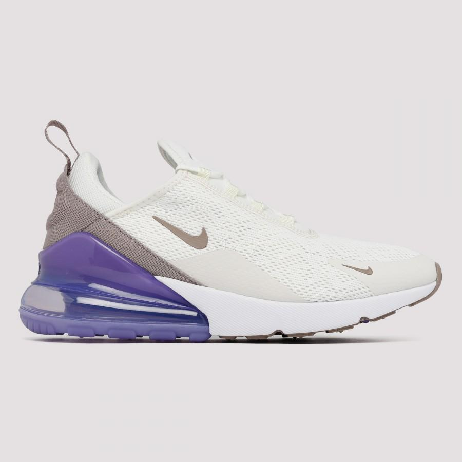 Nike Synthetic Air Max 270 White And