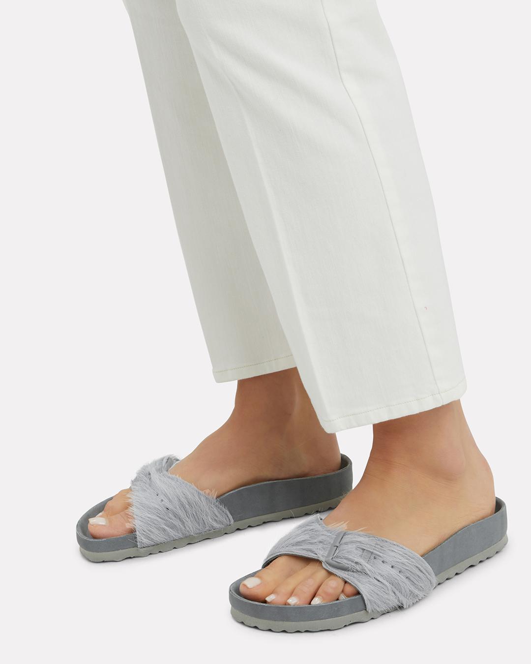 Rick Owens Rick Owens x Birkenstock Madrid sandals Grey from Farfetch:Linkshare:Affiliate:CPA:US:US | more