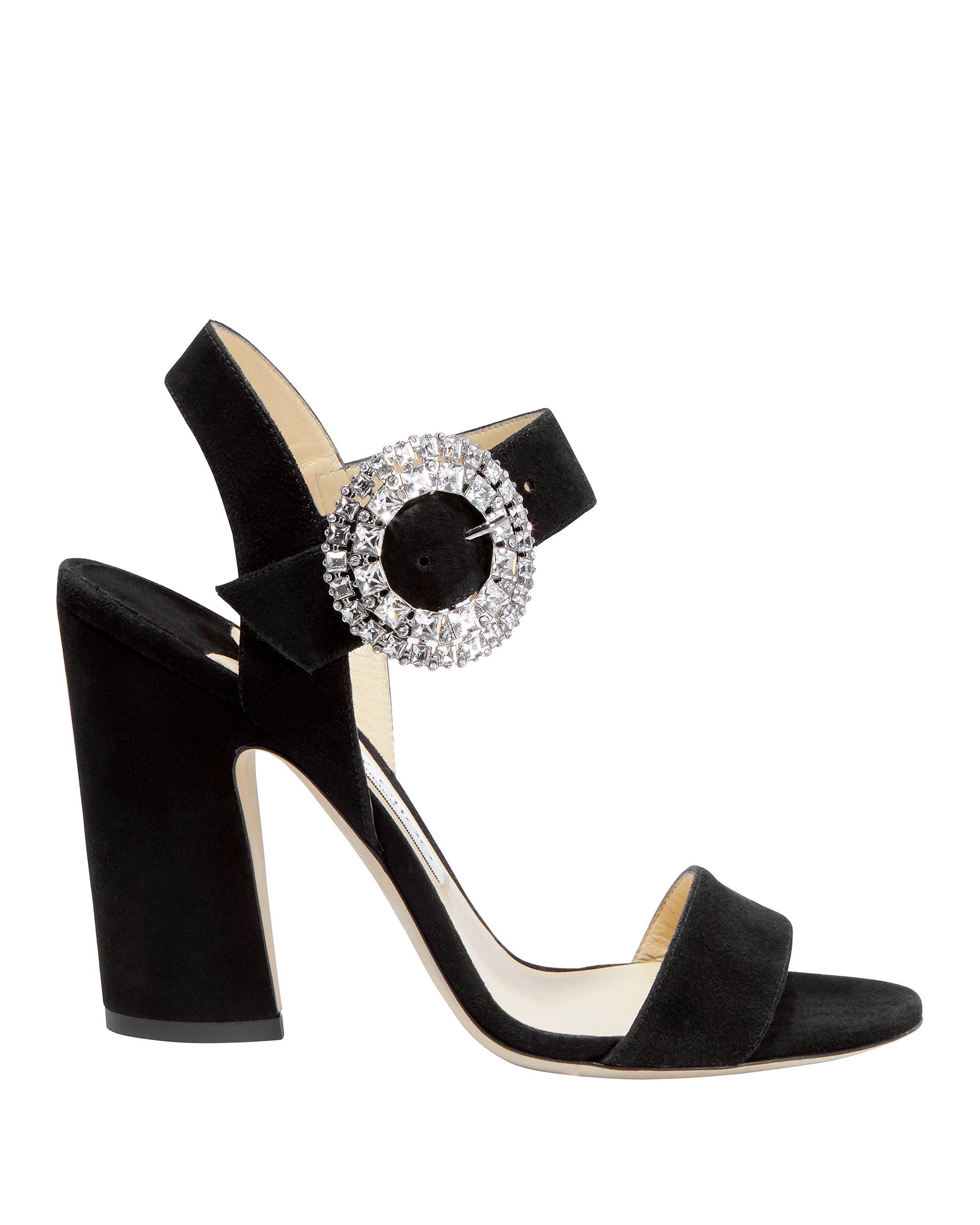 Mischa 100 sandals - Black Jimmy Choo London UT4Zz8X0dO