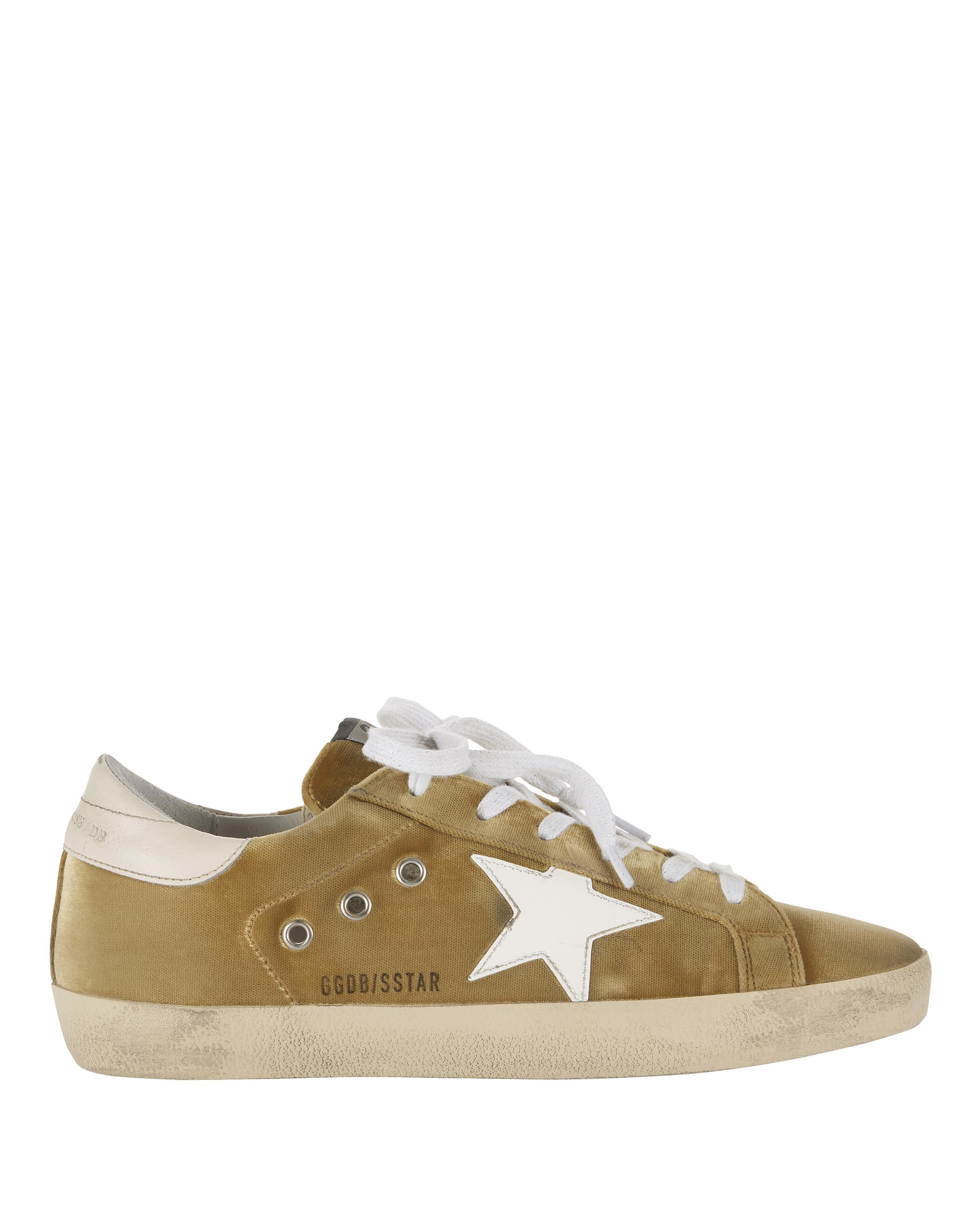 En Venta Finishline Golden Goose Deluxe Brand Superstar contrast sneakers - Brown Sast Salida 2018 Nueva Línea 29tM9