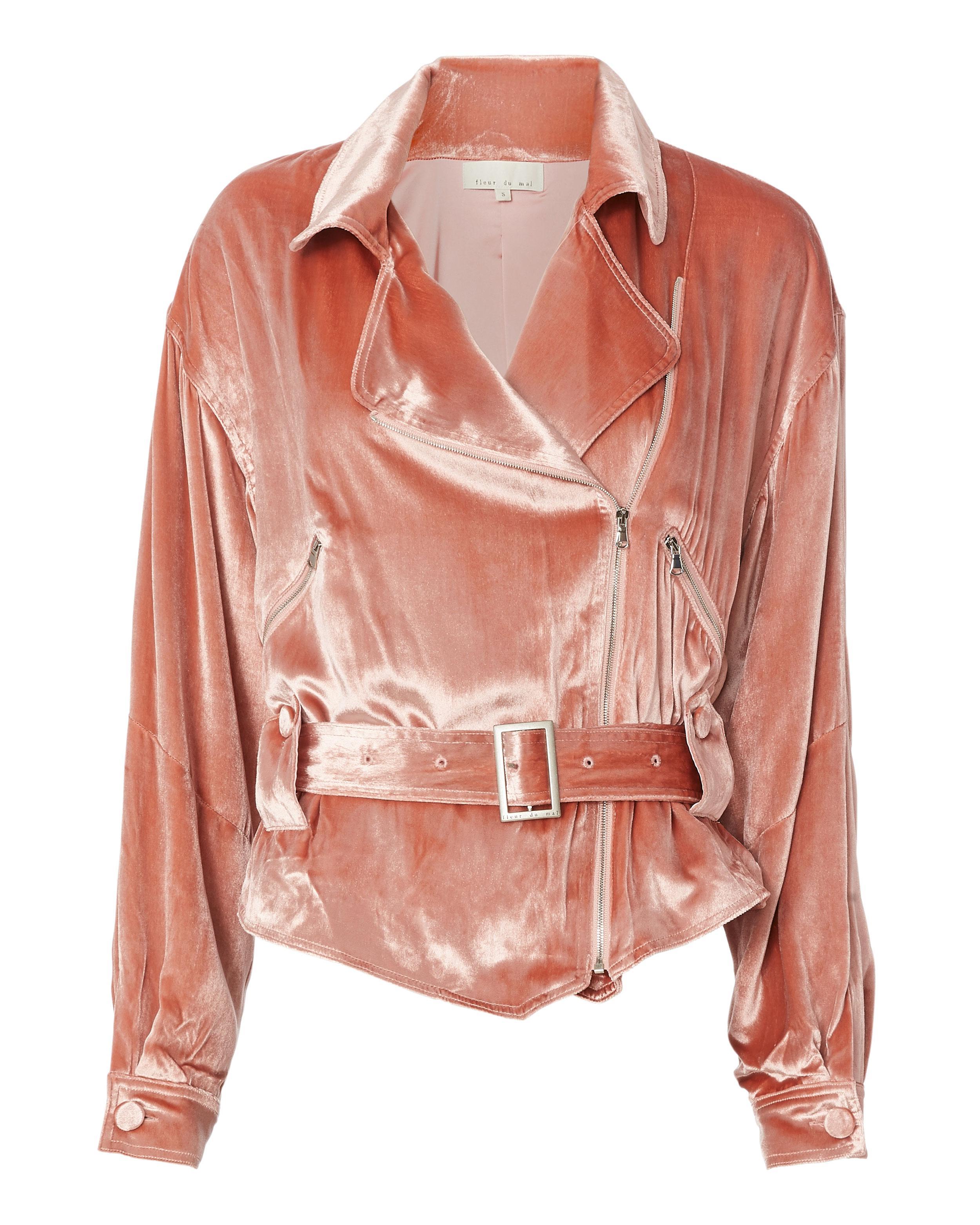 Fleur Du Mal oversized jacket Cheap Sale Cheap Buy Cheap Best Place 6K4CP0XGe
