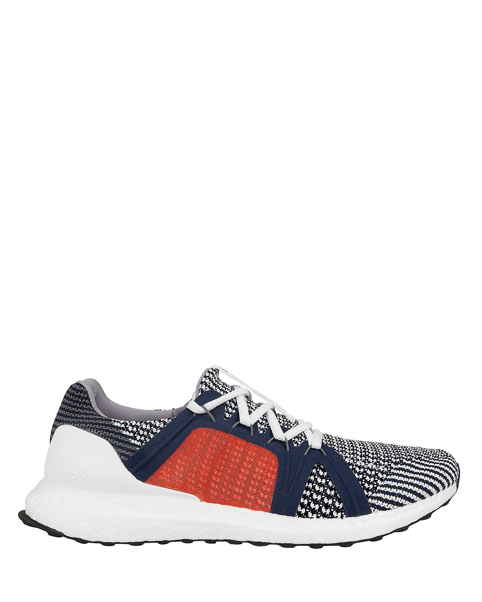 2123690460e Lyst - adidas By Stella McCartney Ultra Boost Knit Sneakers in Blue