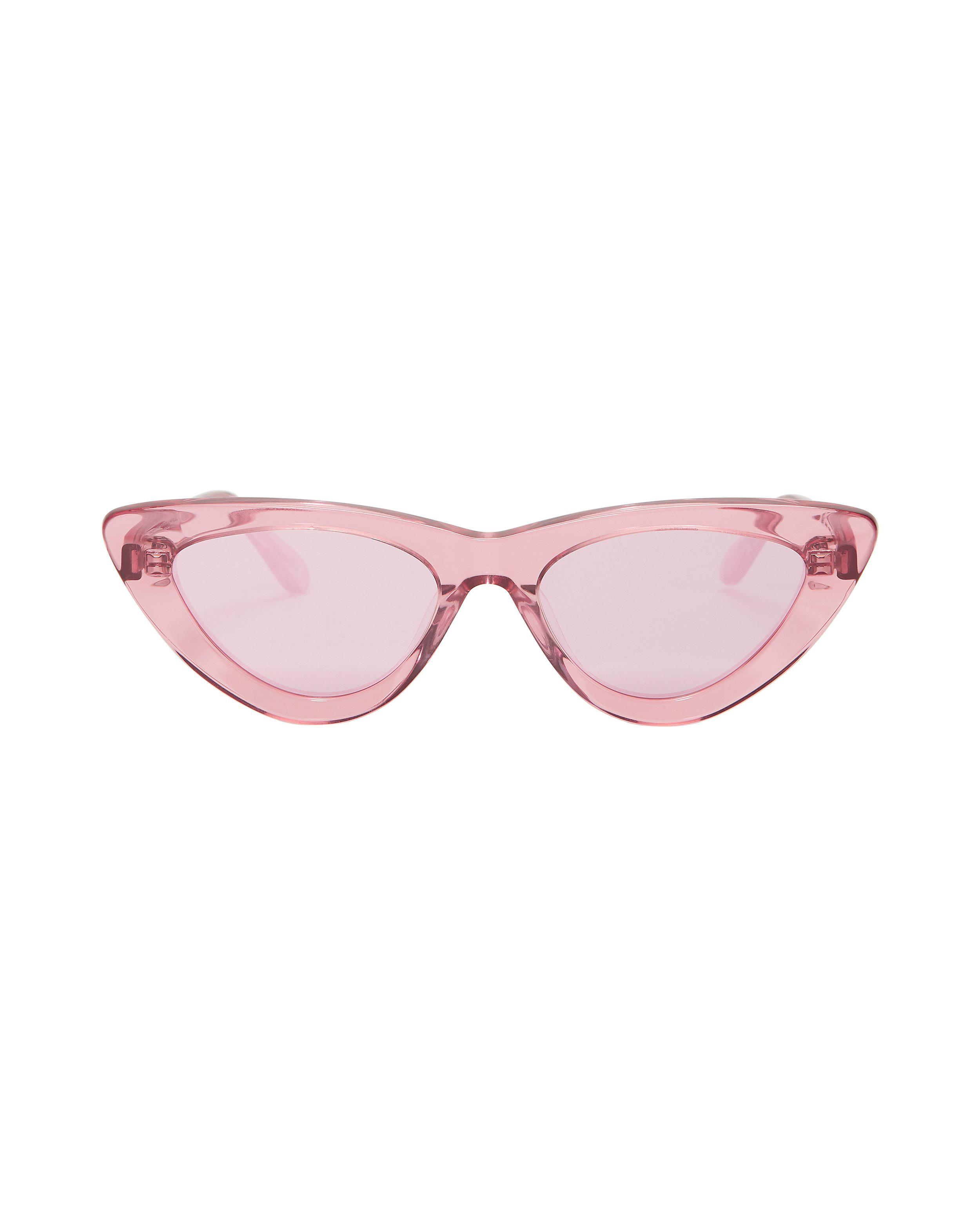 490df1eb29 Chimi Pink Cat Eye Sunglasses in Pink - Lyst