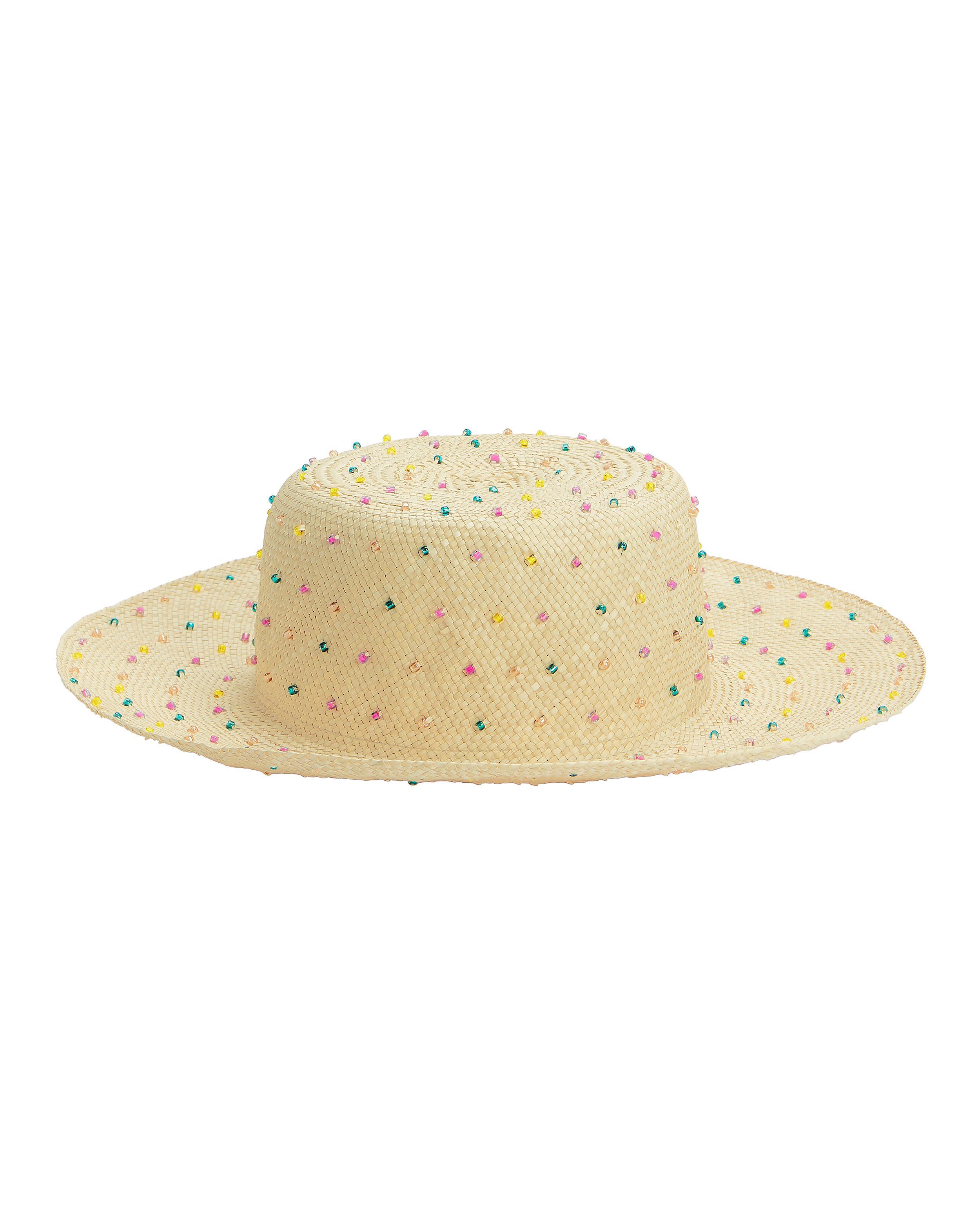 Trois Fringed Straw Hat YESTADT MILLINERY Z7LMjd94Y