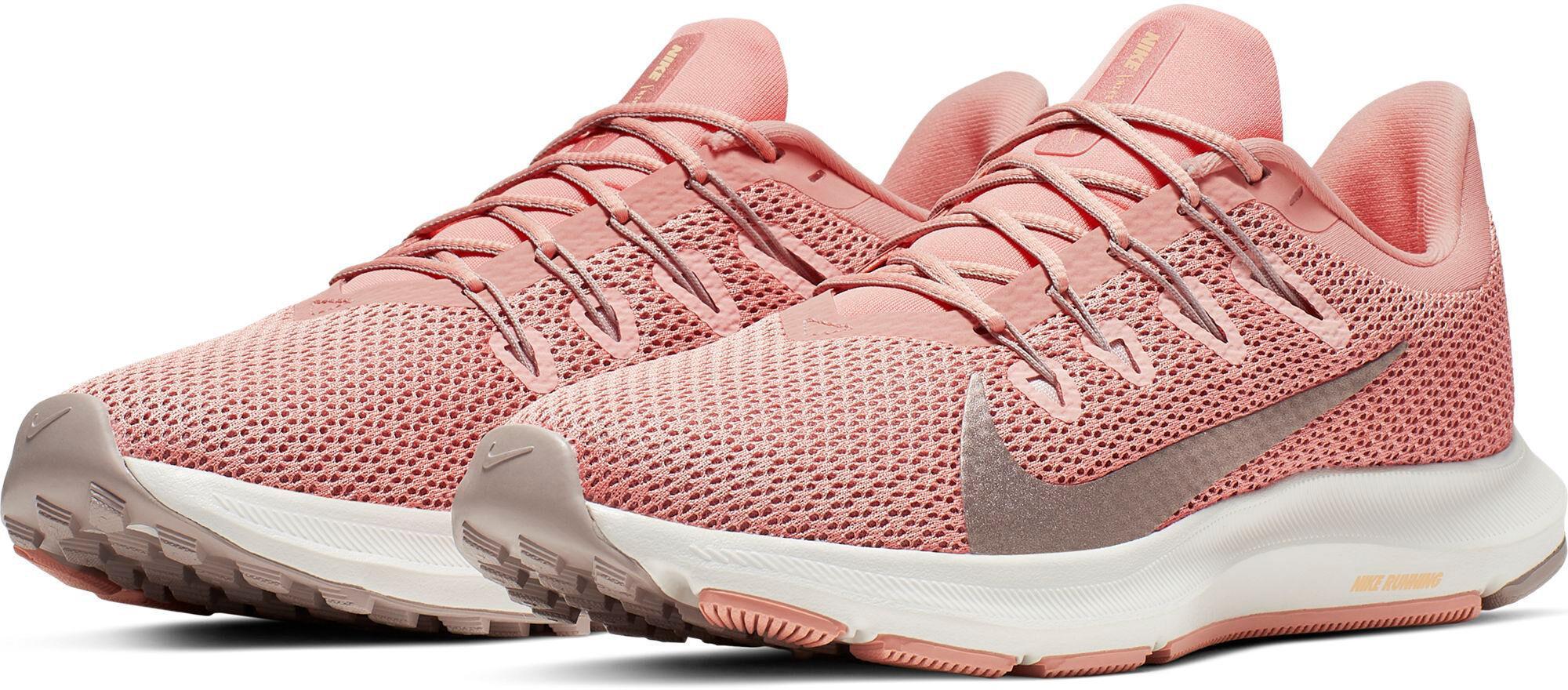 Zapatillas en rosa Quest Nike de color Rosa